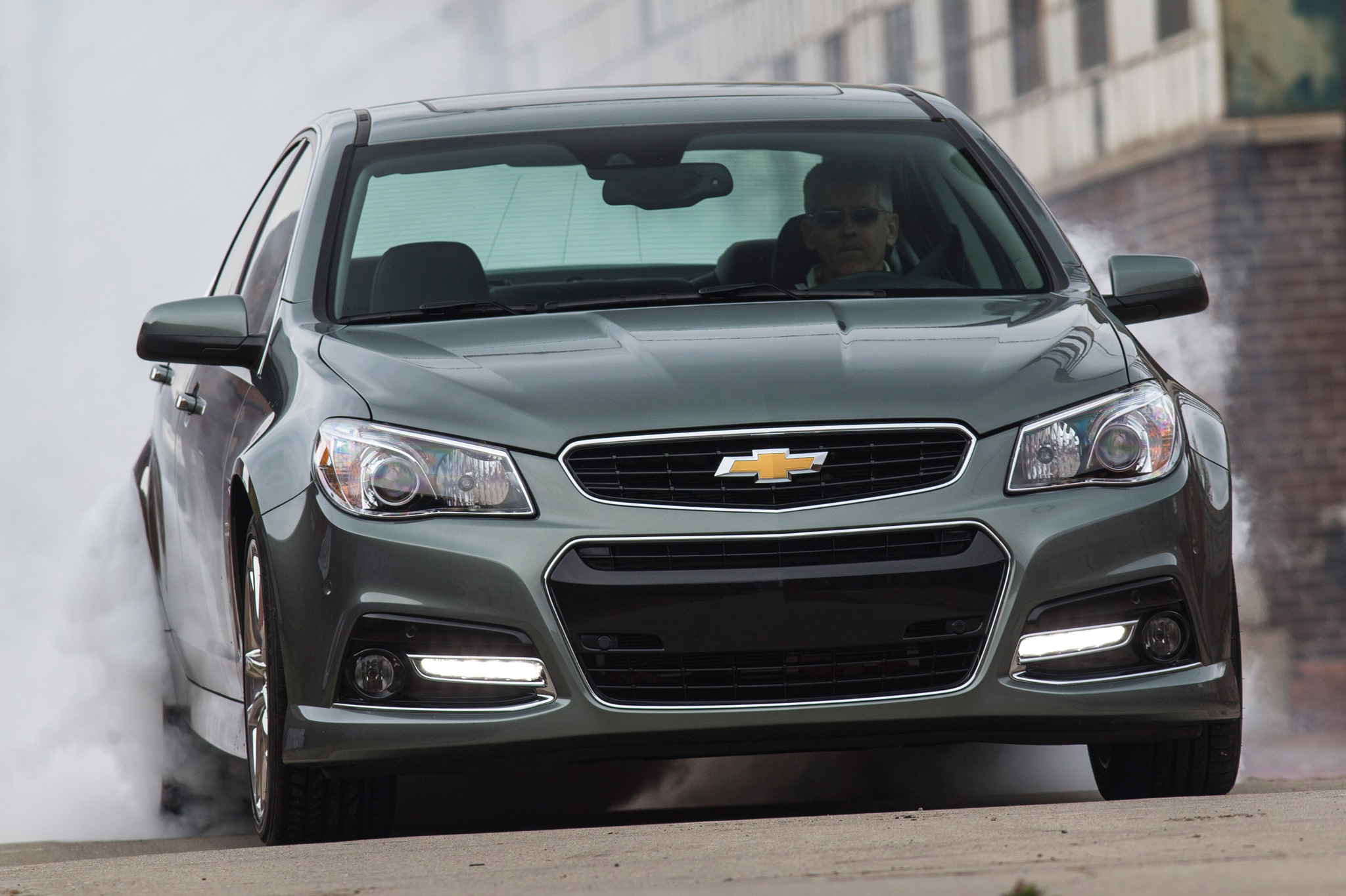 2014 Chevrolet SS First Test