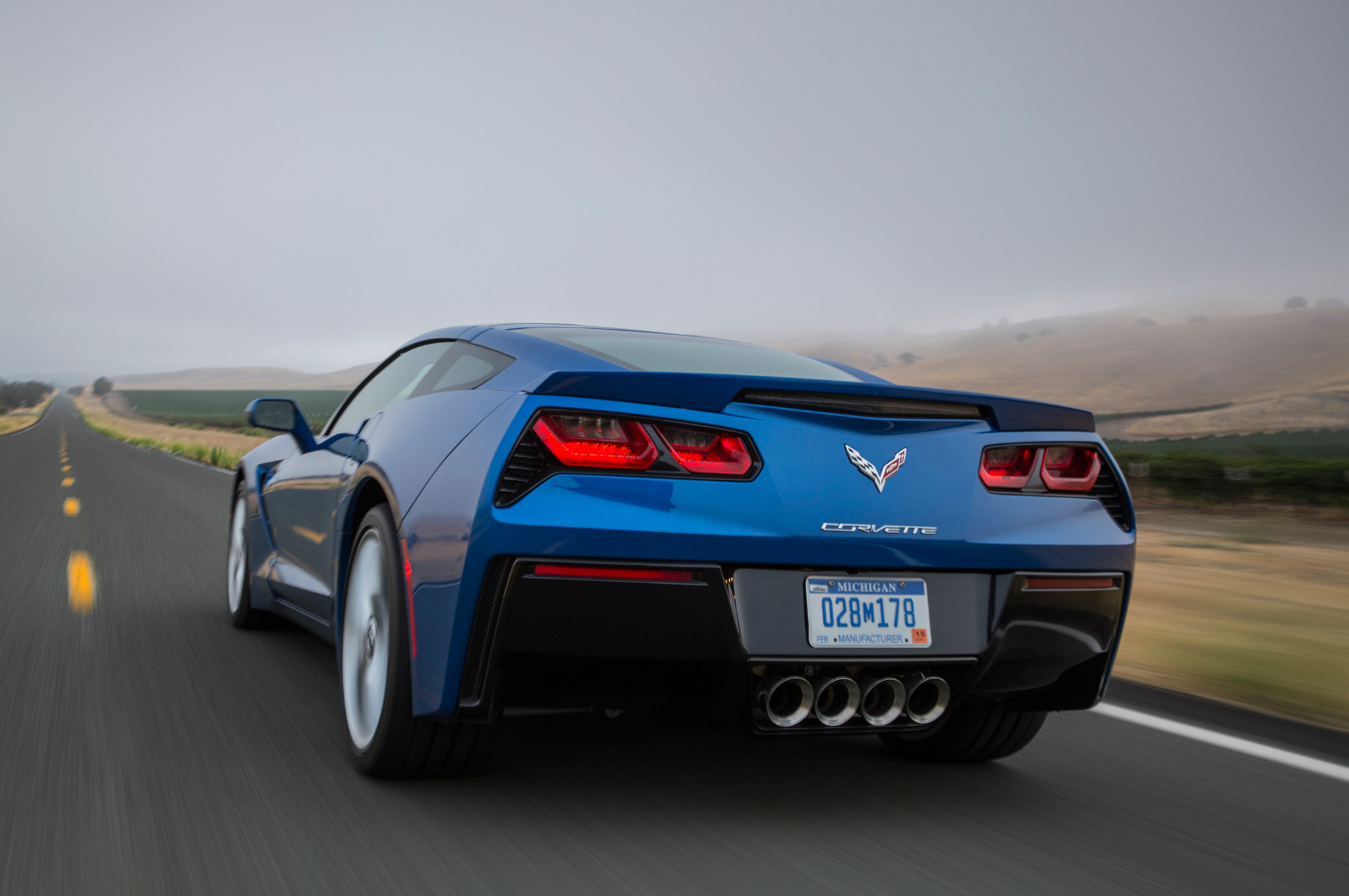 2015 Chevrolet Corvette Eight-Speed Automatic Details Leaked in SAE Paper