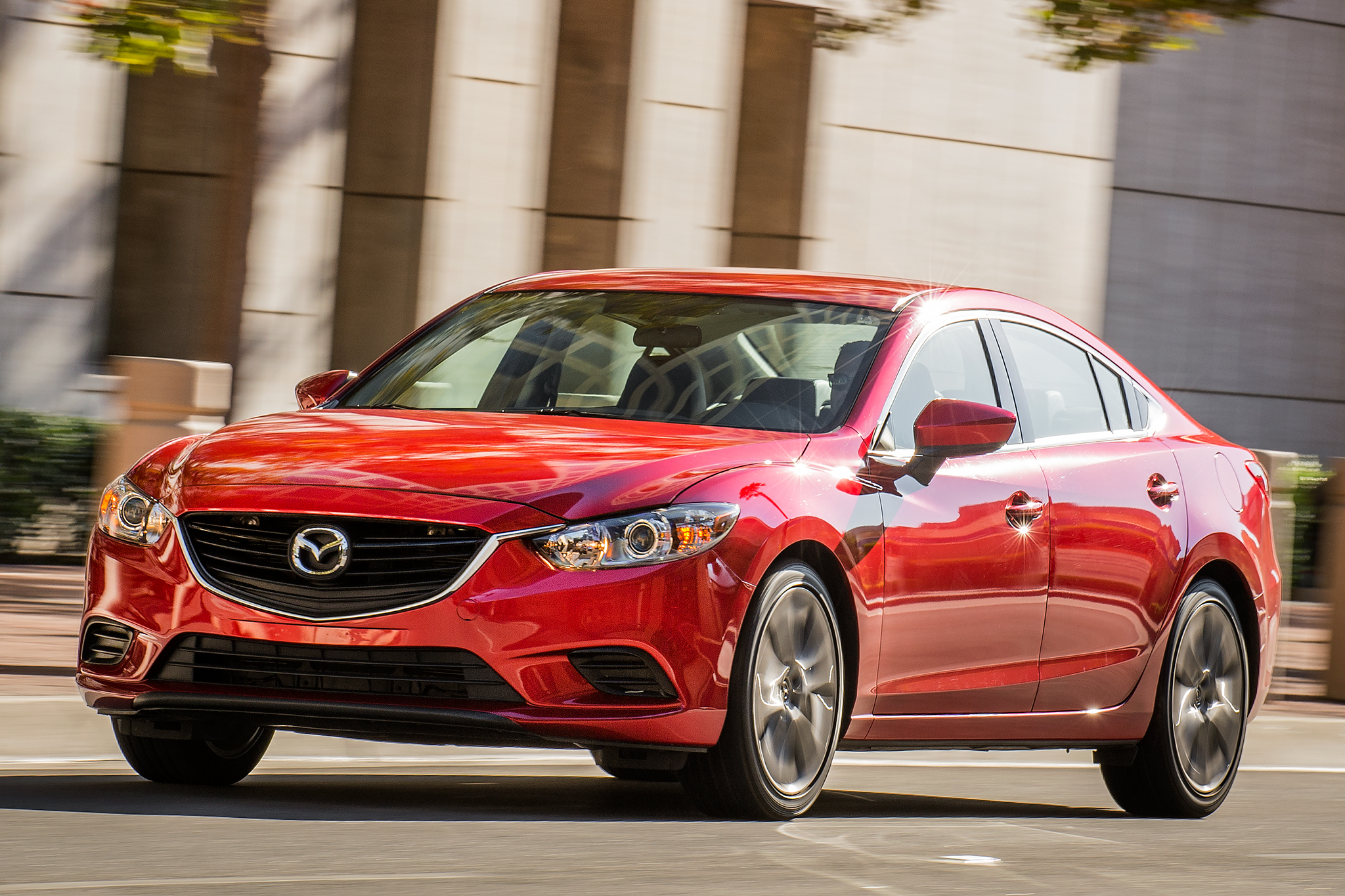 2014 mazda6 i touring long-term arrival - motortrend