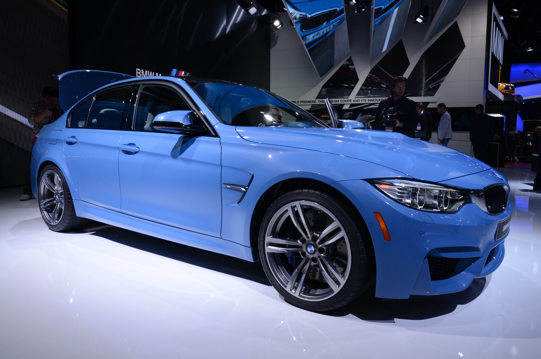 2015 BMW M3 / M4 First Look - Motor Trend