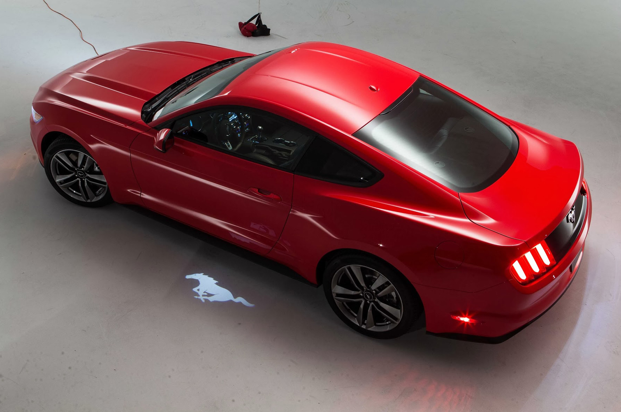 The 2015 Ford Mustang: Finally, a Real Sports Car? - The Lohdown
