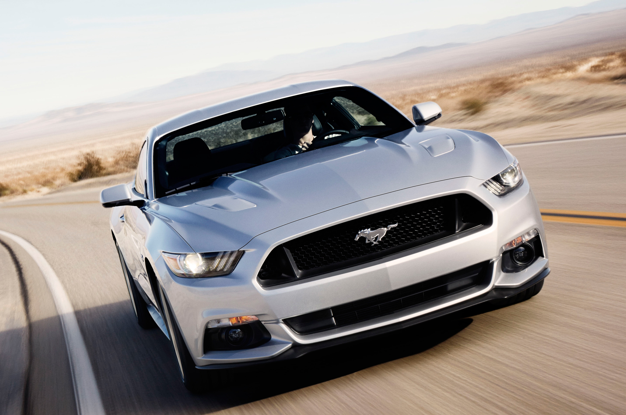 Discussing the 2015 Ford Mustang with Key Ford Players W Video