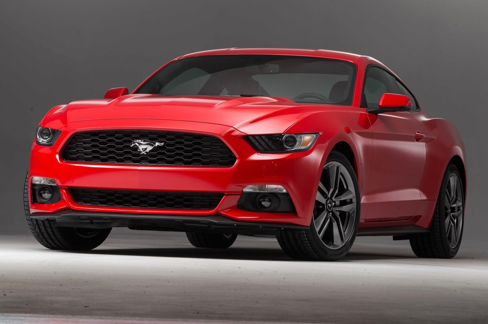 2015 ford mustang first look