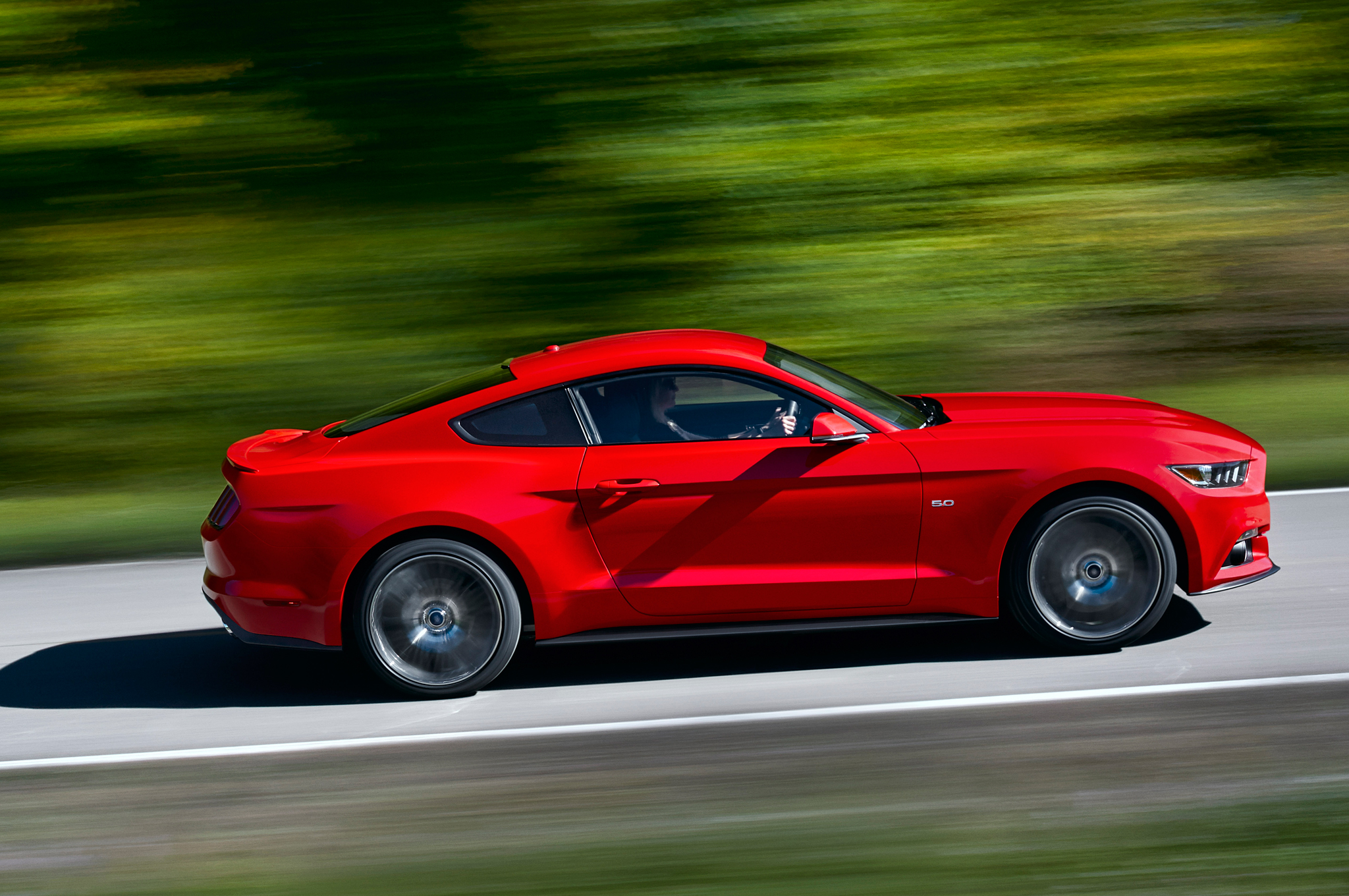 TOTD: 2015 Ford Mustang: 305-HP Turbo I-4 or 300-HP V-6?