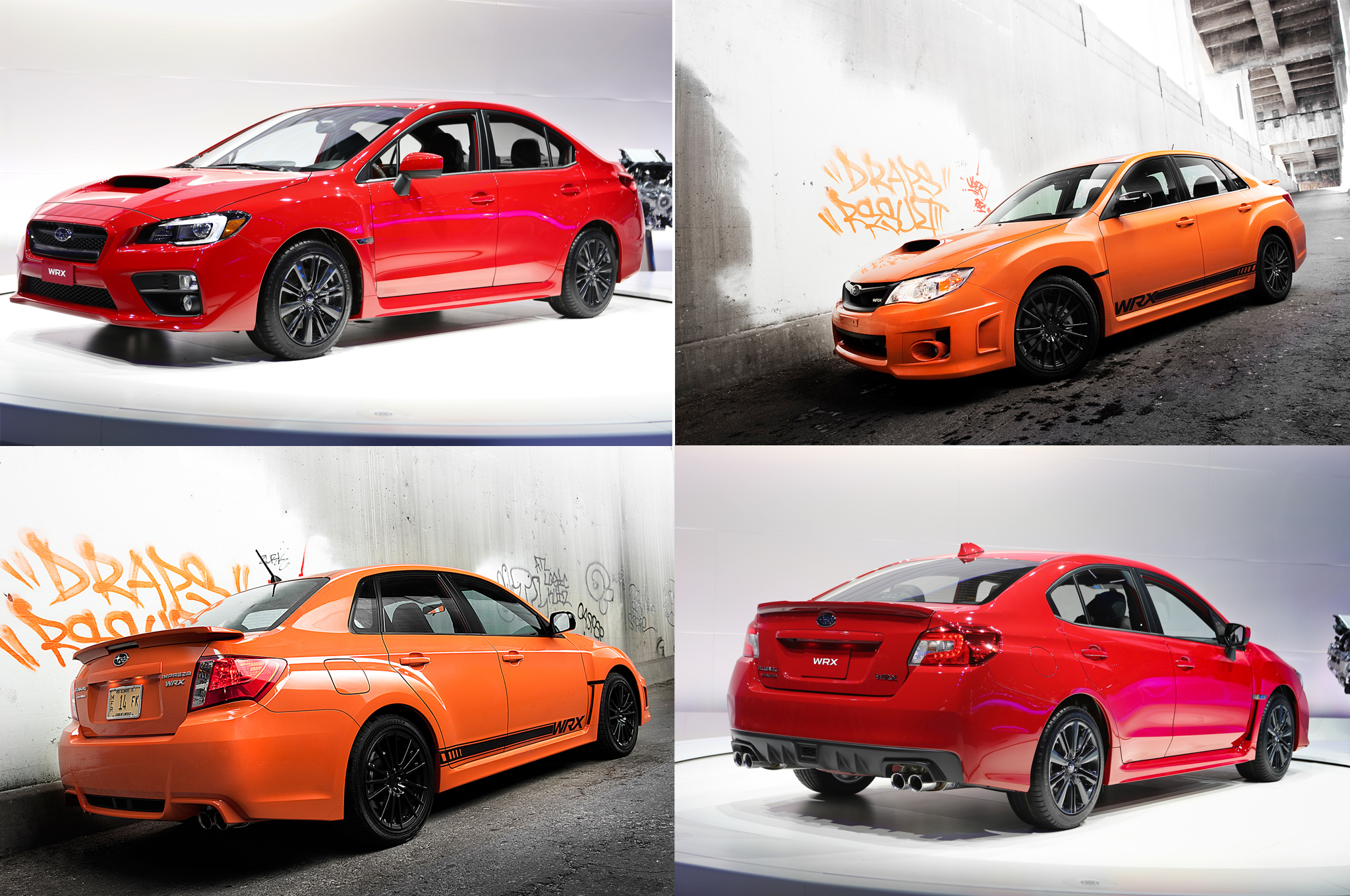 Refreshing or Revolting: 2015 Subaru WRX