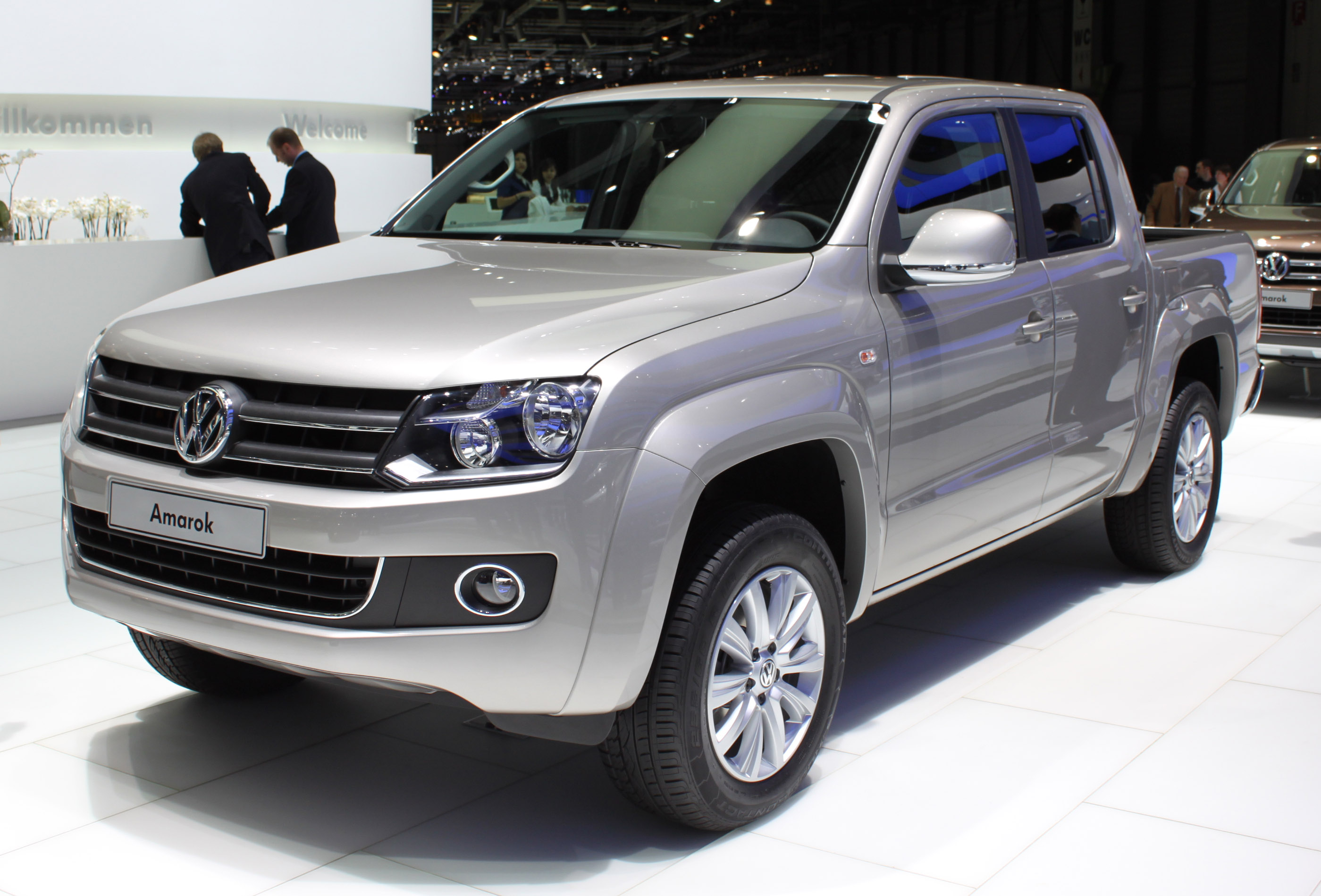 Volkswagen U.S. CEO: Amarok Could Come Here if Chicken Tax Goes Away