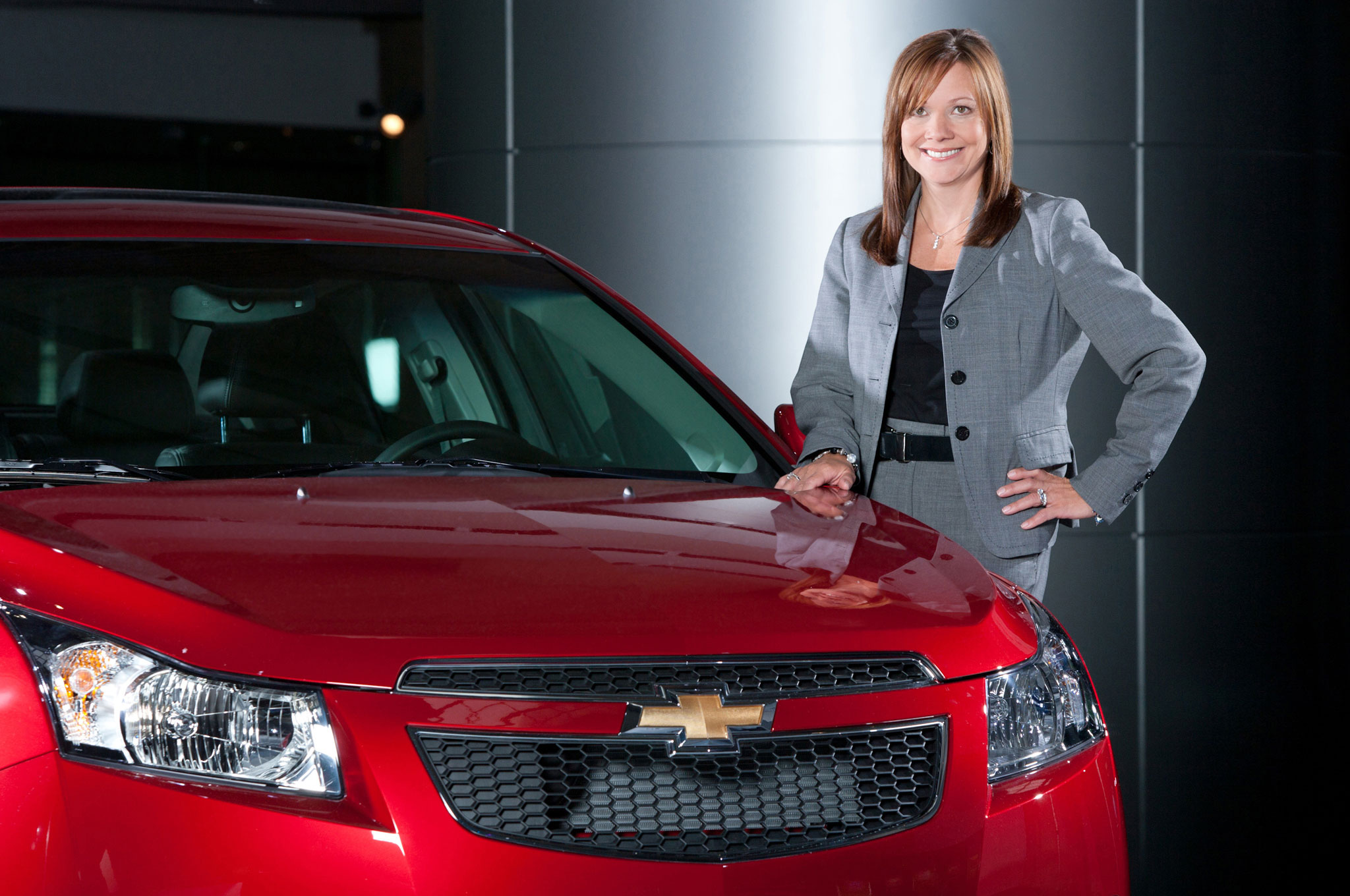 TOTD: What Should be Mary Barra's First Move as GM CEO?