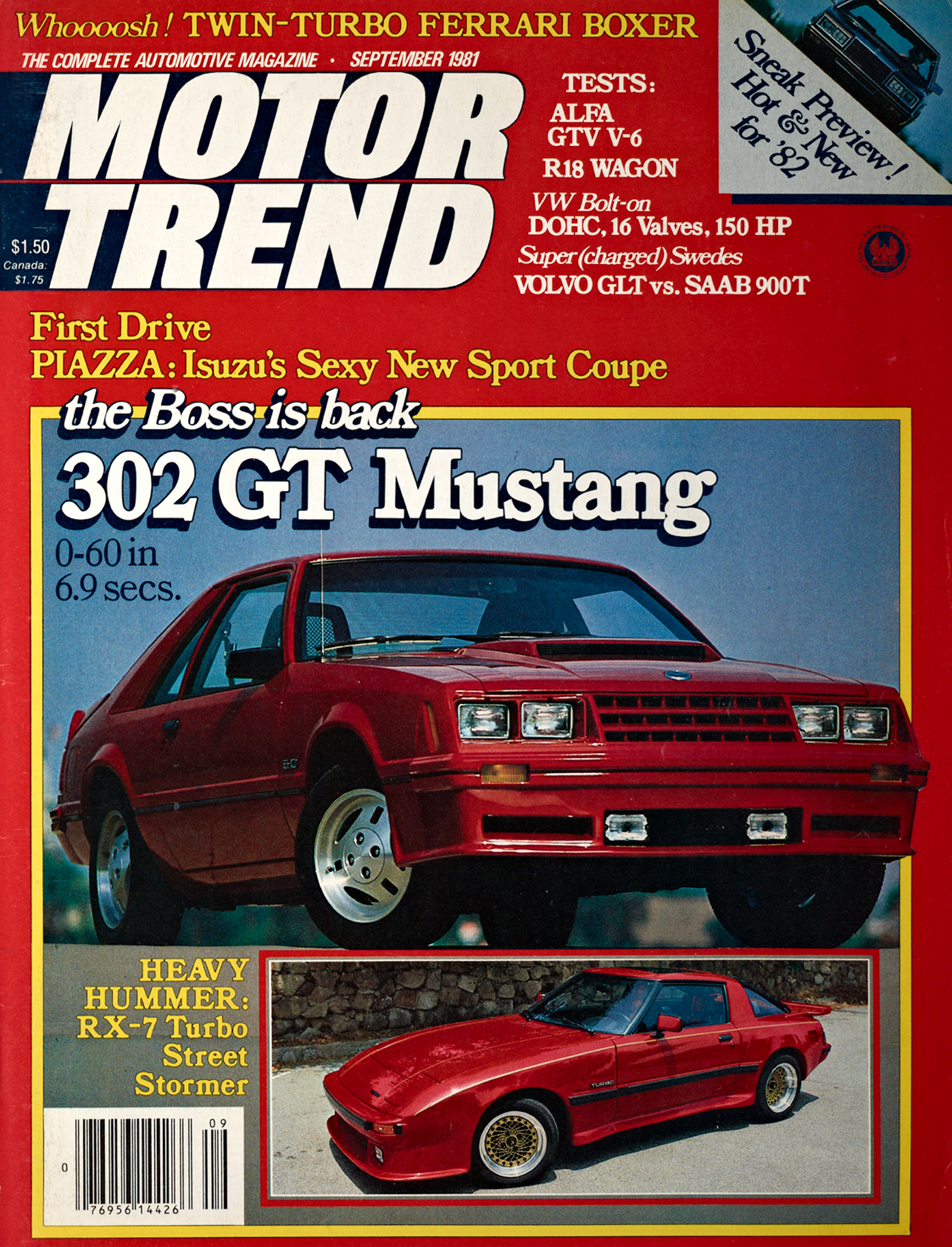 Covered Ford Mustang Motor Trend Covers From 1964 Present 1983 Gt Engine