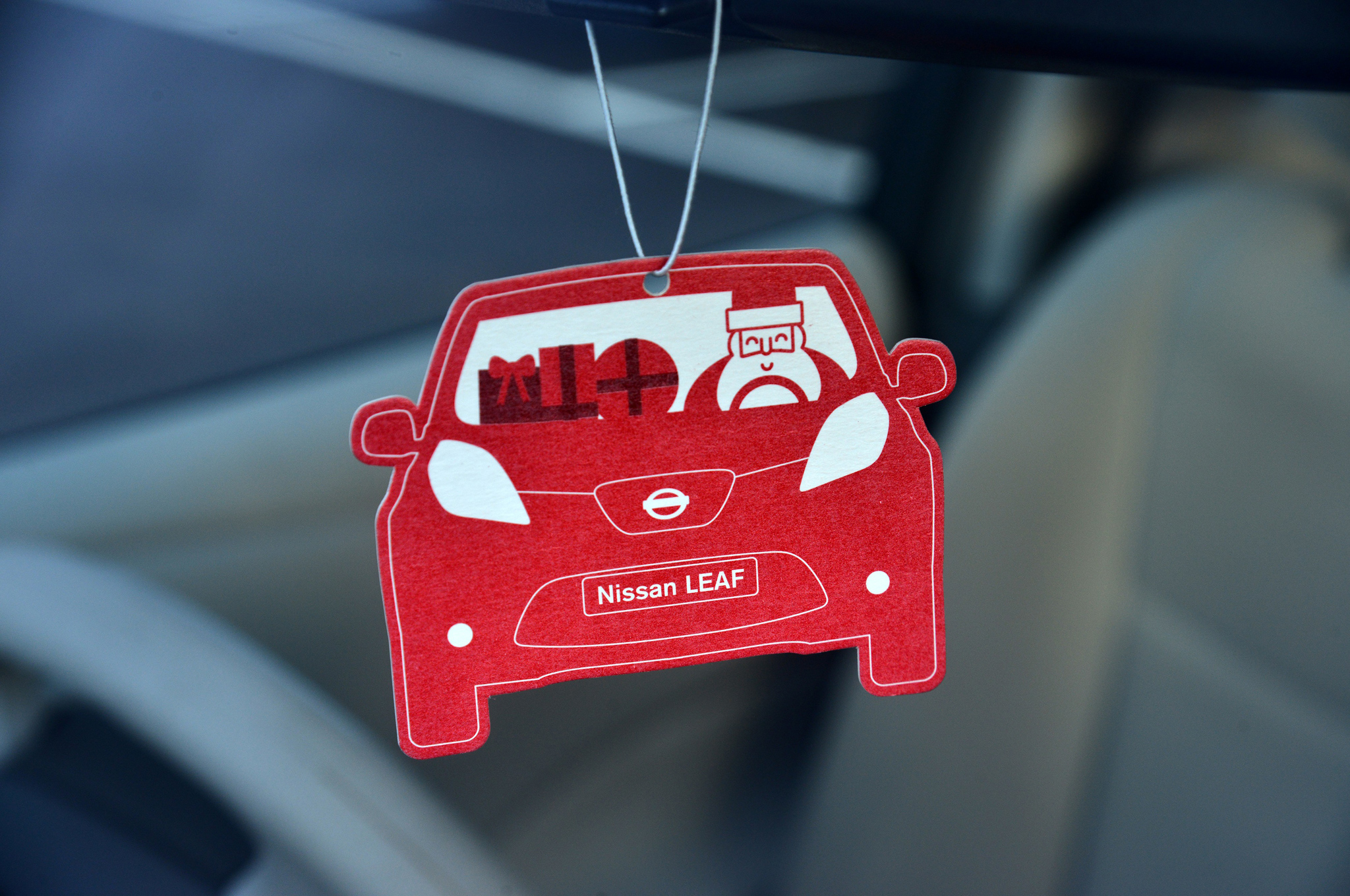 Nissan Europe Bored, Creates New Scent