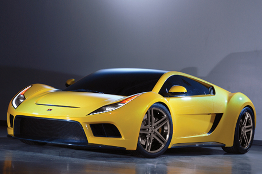 Shocking Twist: Saleen Announces Development of Electric Vehicle