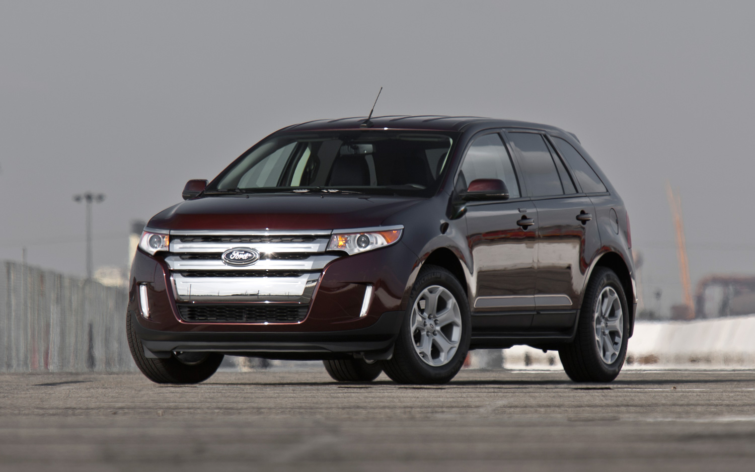 Ford Edge Recalled For Fire Risk