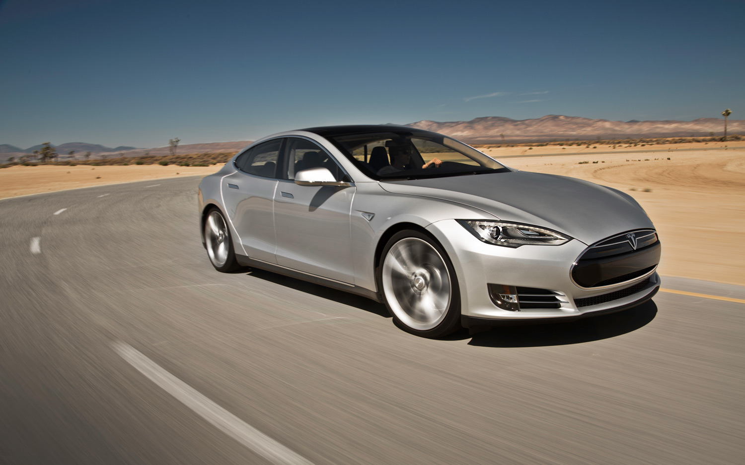 Saleen-Tuned Tesla Model S in the Works