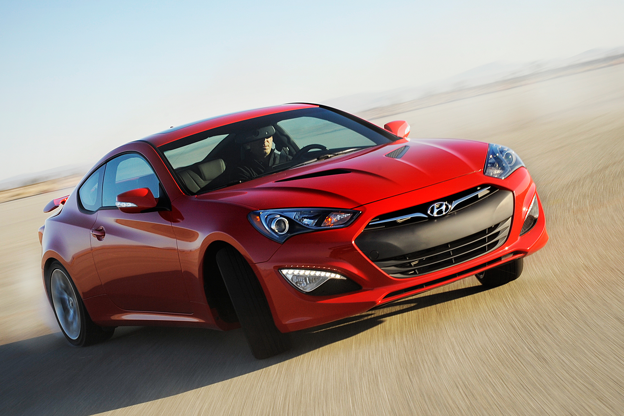 Marvelous 2014 Hyundai Genesis Coupe Gets Minor Update, Slight Price Bump
