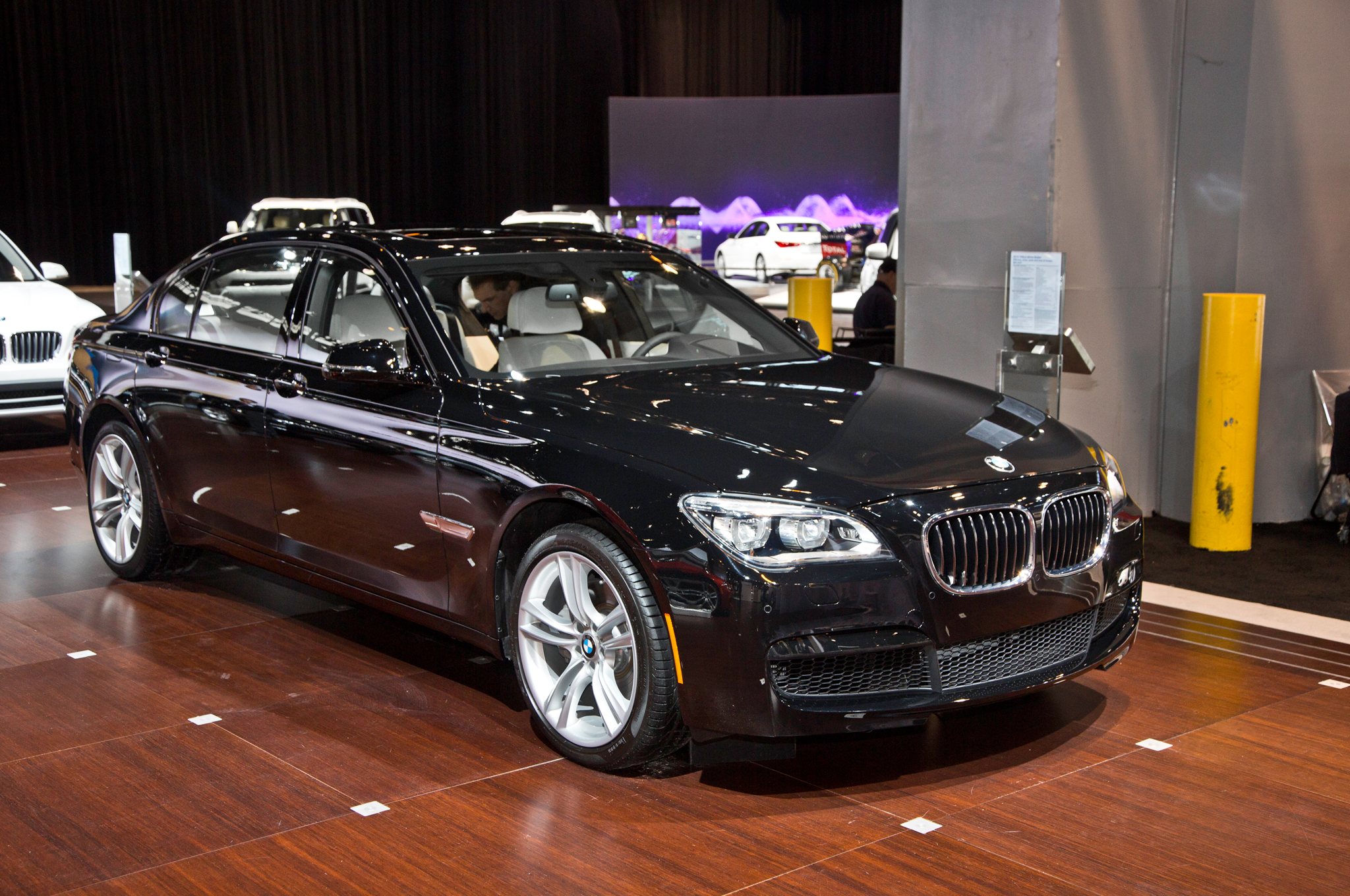 2014 BMW 740Ld xDrive Diesel Sedan Arriving This Spring