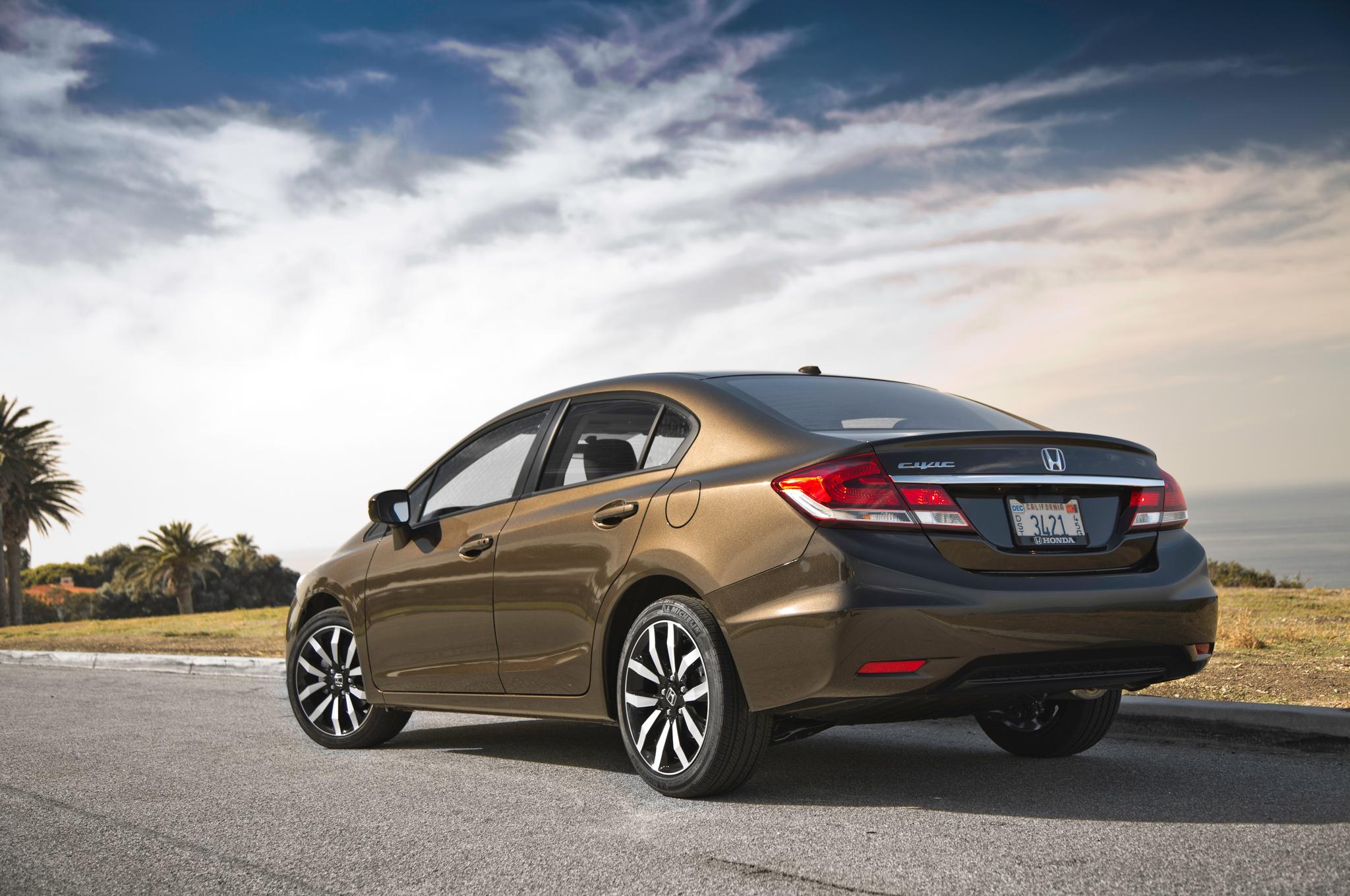 Exports Of U.S. Made Hondas Outnumber Imports From Japan