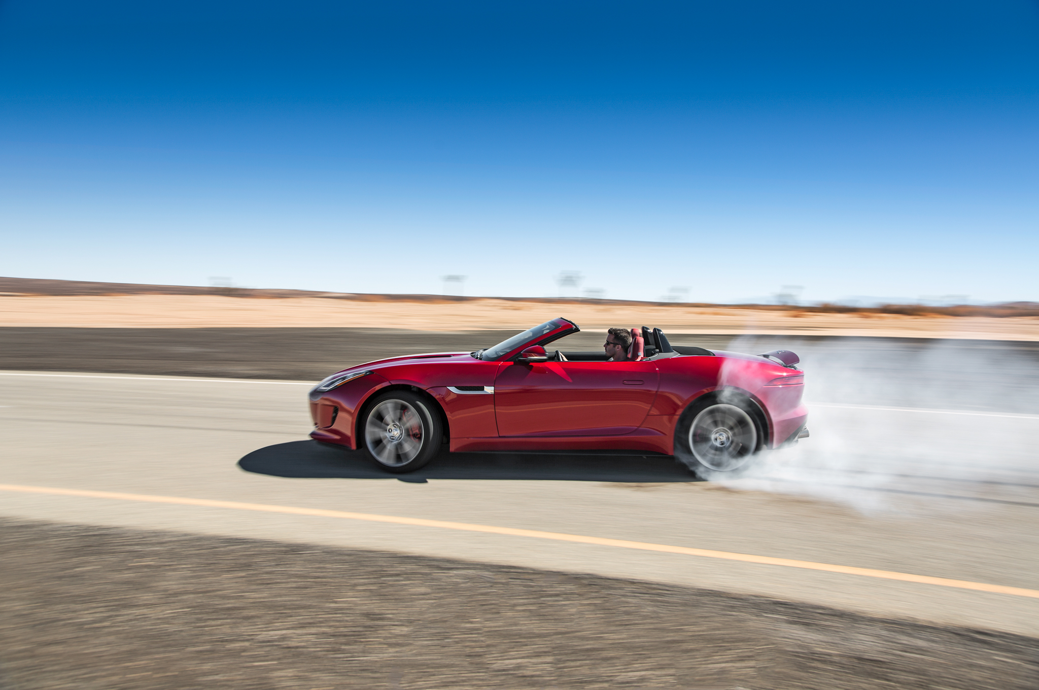 We Hear: Jaguar F-Type Turbo-Four, AWD in the Works