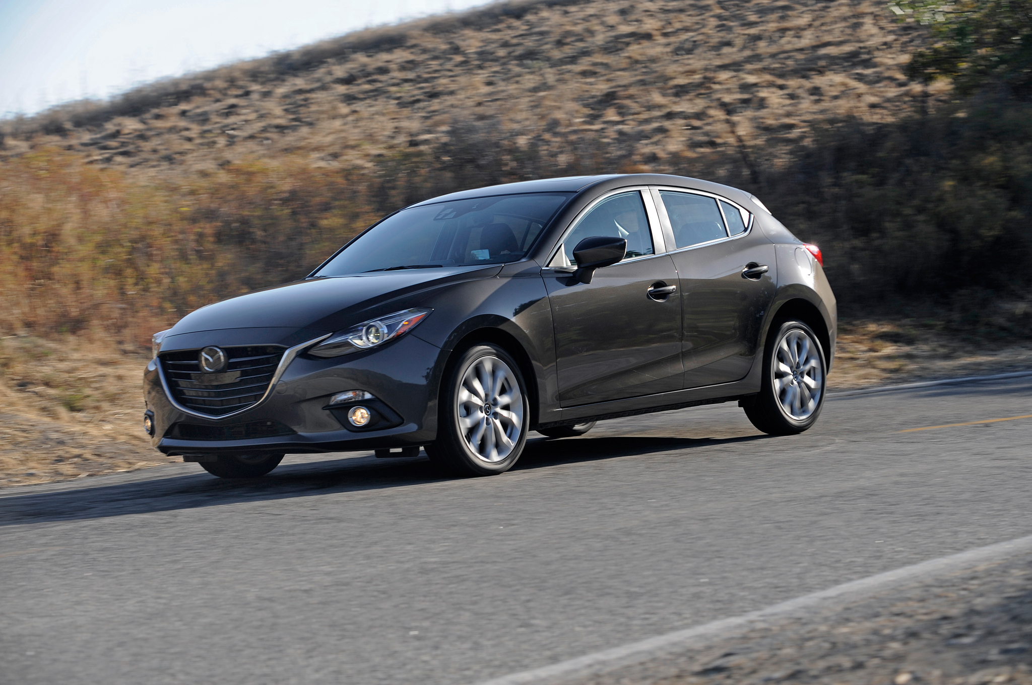 Mazda3 Output From Mexico To Facilitate Higher Sales in 2014