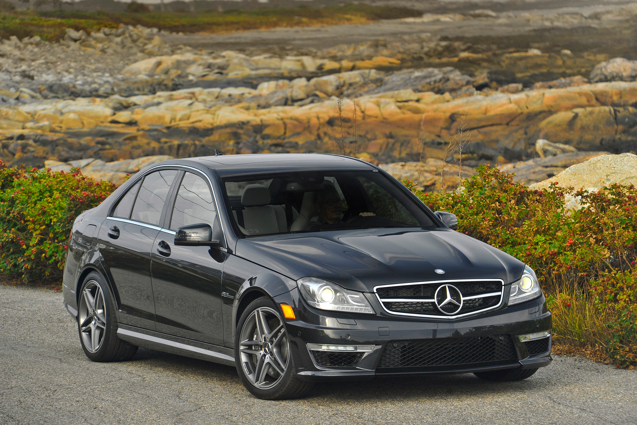 We Hear: 2015 Mercedes-Benz C63 AMG to Get 4.0L Twin-Turbo V-8