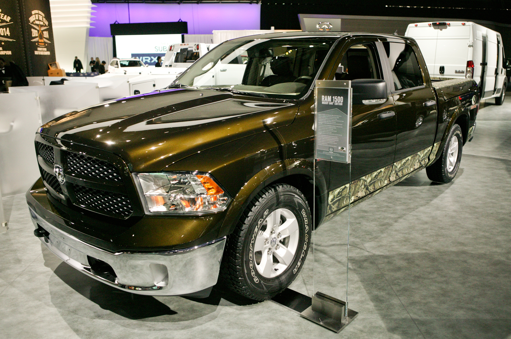 2014 Ram 1500 Mossy Oak Edition Back for More