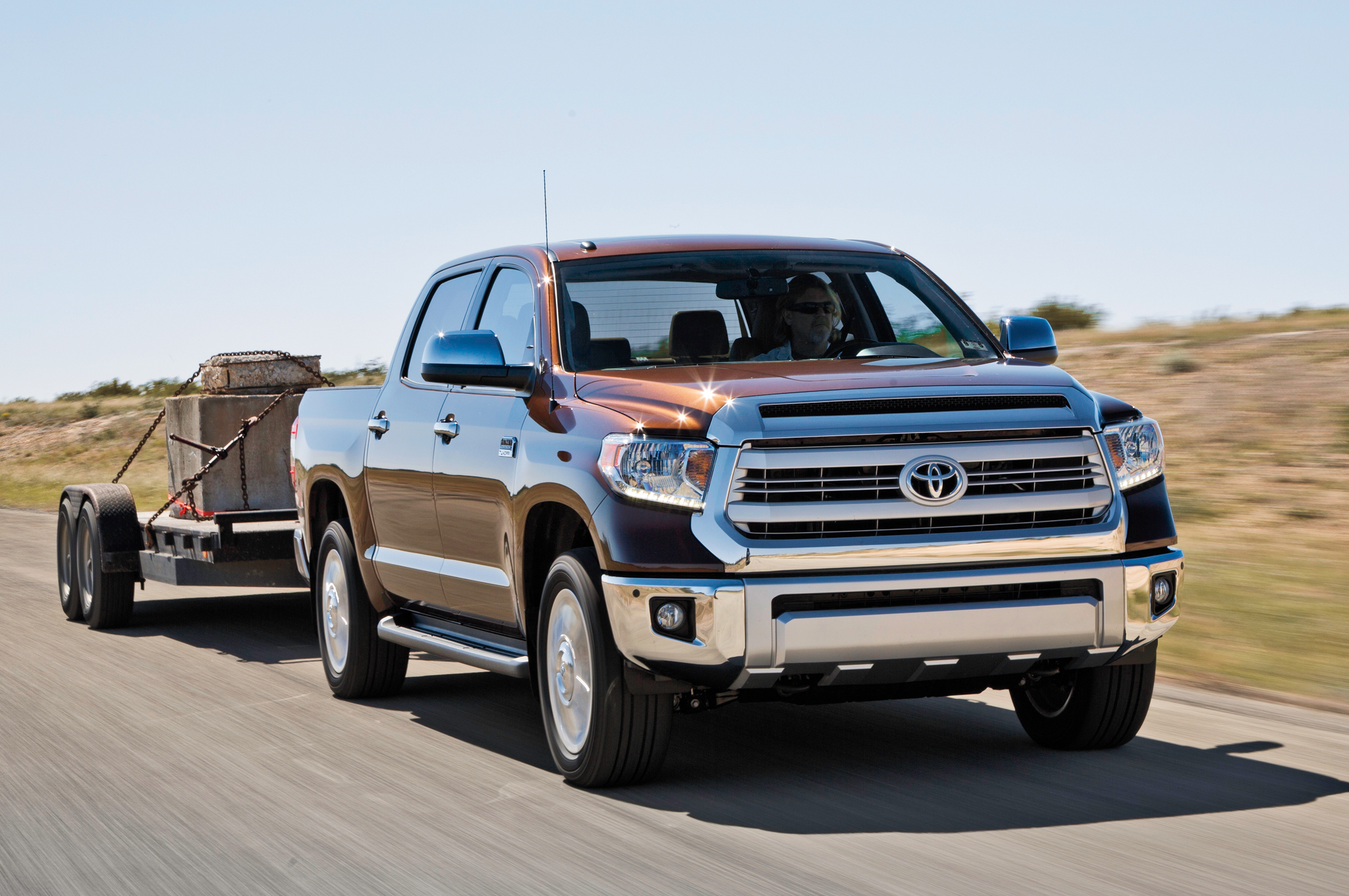 Beautiful 2014 Toyota Tundra 1794 Edition CrewMax 4x4 First Test