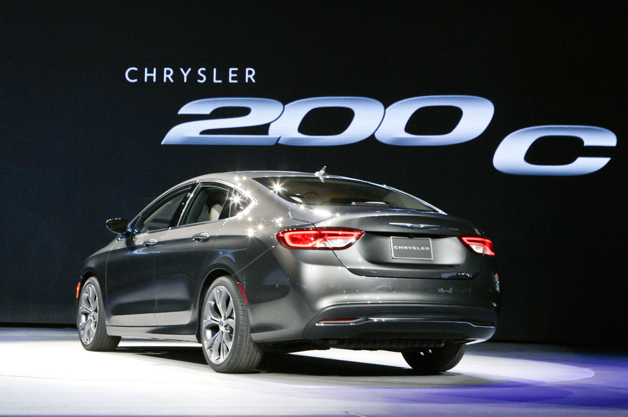 Watch the 2015 Chrysler 200 Get Imported to Detroit