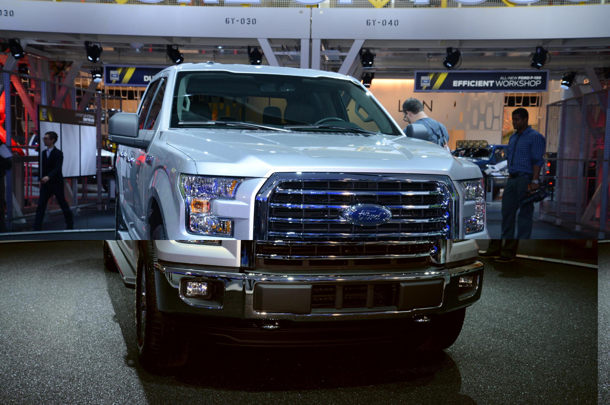 TOTD: What Impressed you Most About the 2015 Ford F-150?