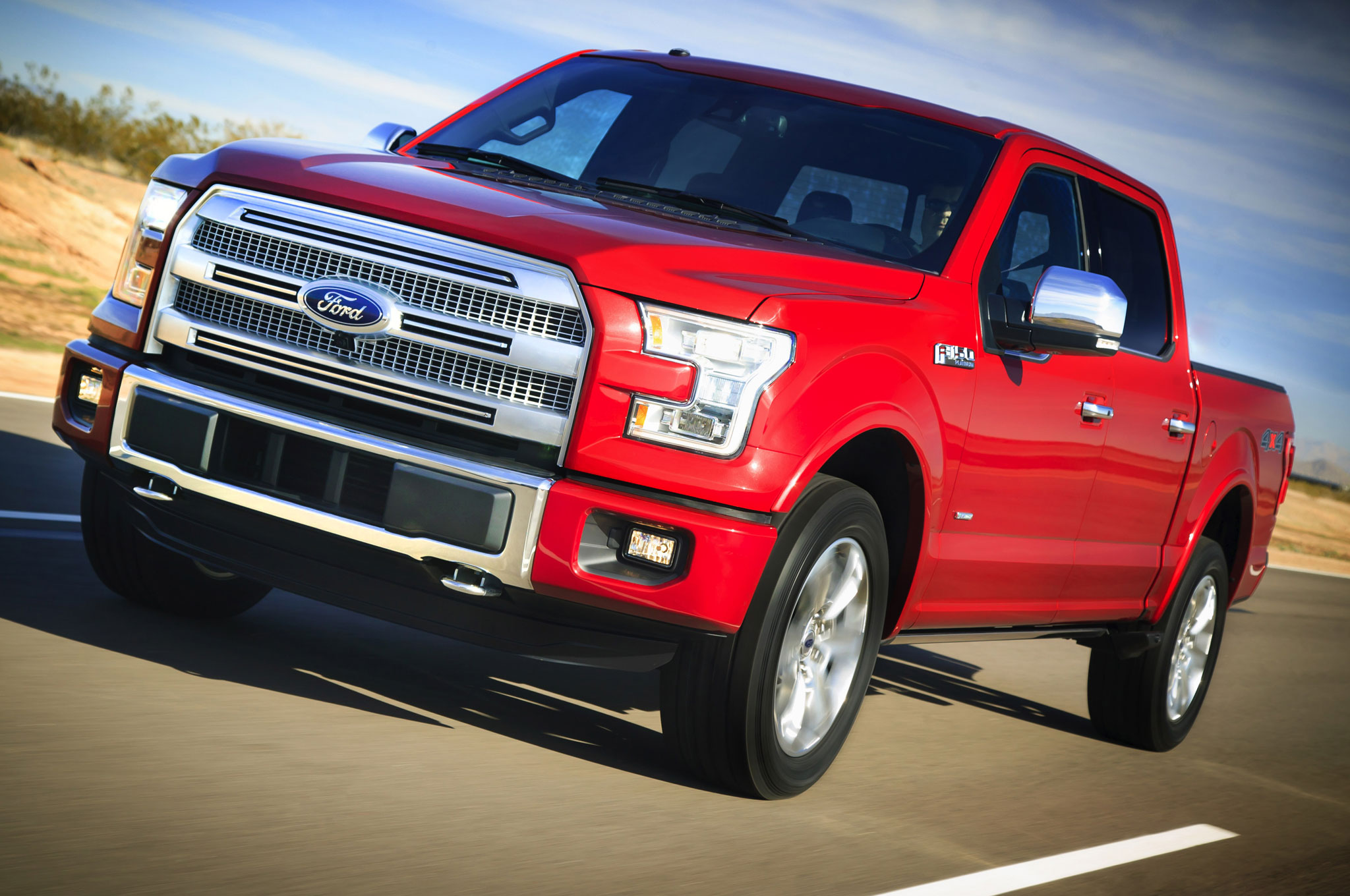Top 5 Things You Must Know About the 2015 Ford F-150
