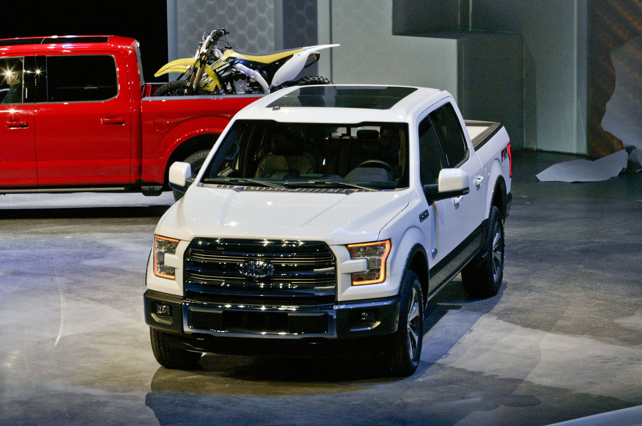 Refreshing or Revolting 2015 Ford F 150 Motor Trend