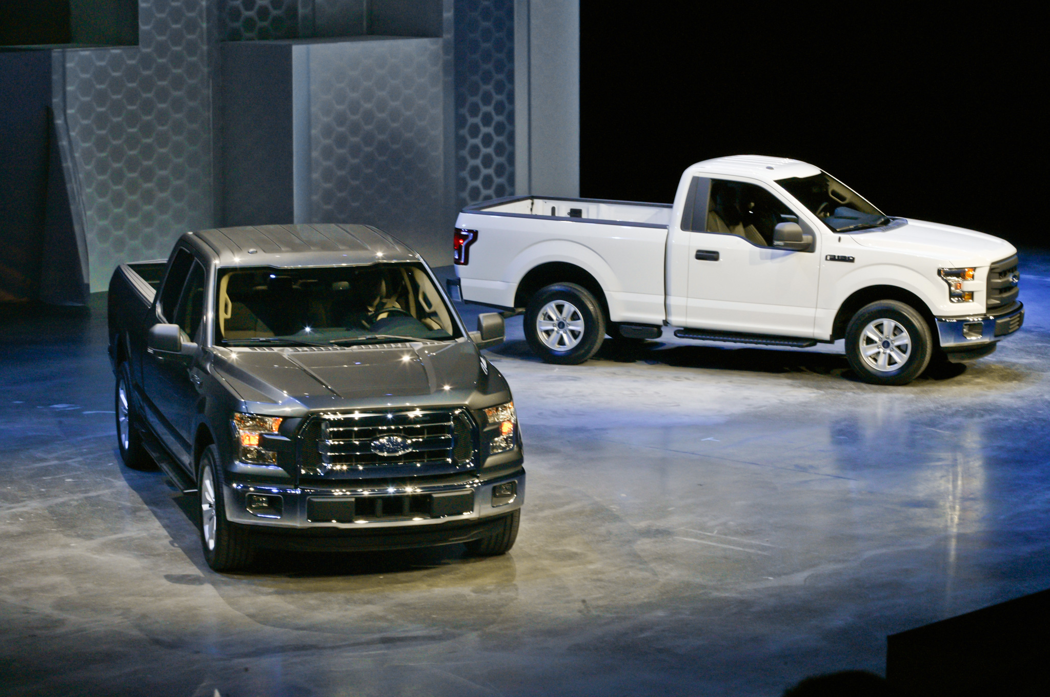 Best of the U.S.: Top American Cars and Trucks at the 2014 Detroit Auto Show