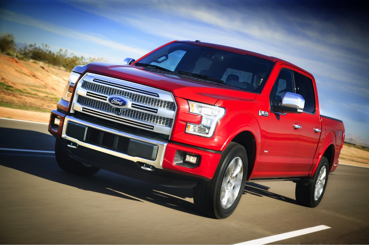 Report  Ford F  In For Higher Insurance Rates Body Shop Costs