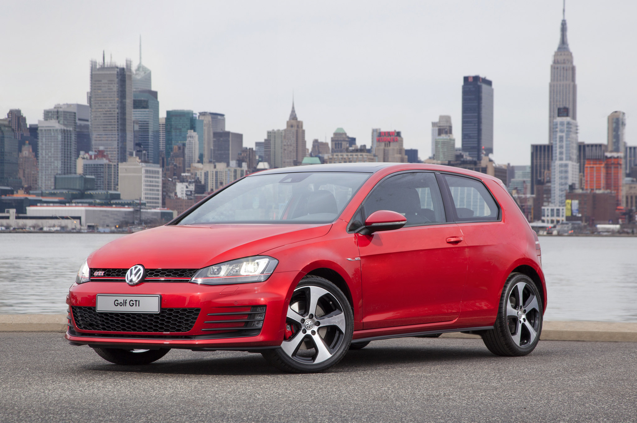 2015 Volkswagen Golf 7 Starts Production in Mexico
