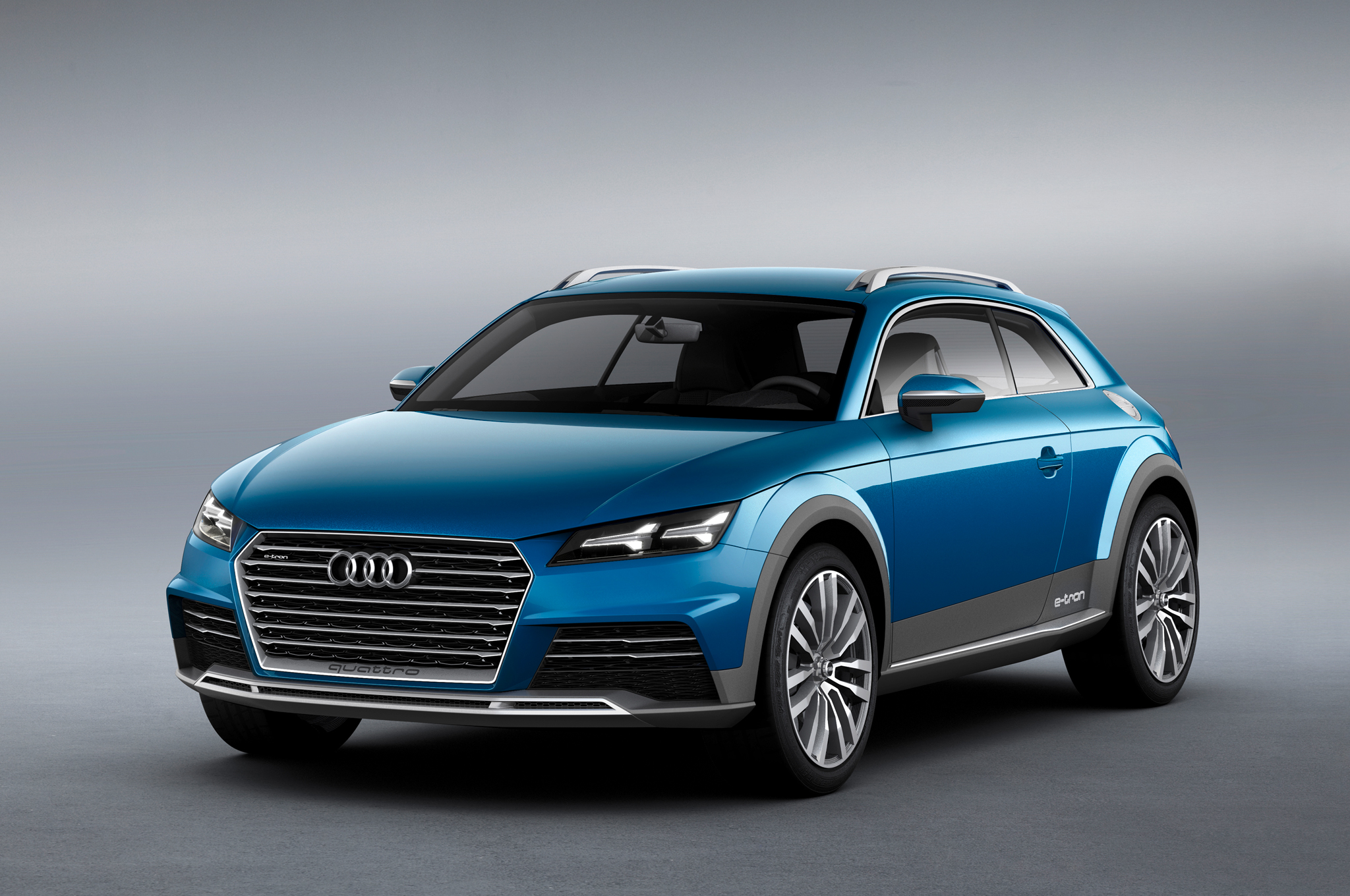 Leaked! Audi Allroad Shooting Brake Concept Prematurely Hits the Web