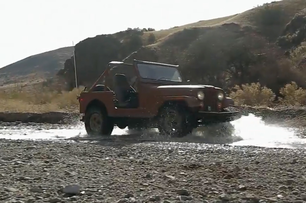 Dirt Every Day S Craigslist Jeep Cj 7 Adventure Continues Motortrend