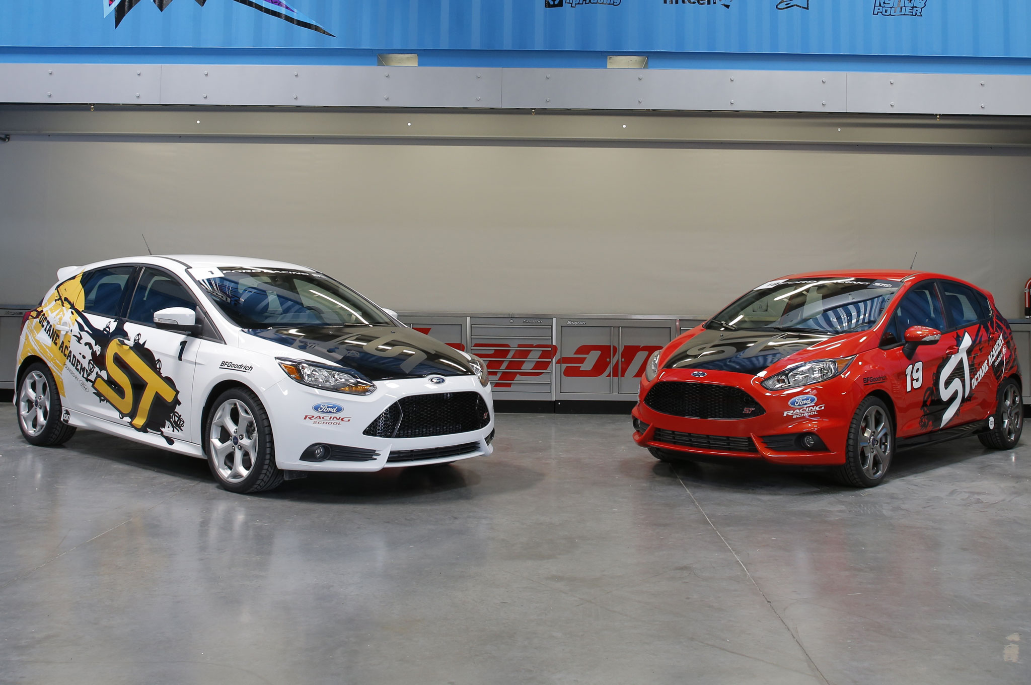 Meet the Man Who Tests the Ford Fiesta ST, Focus ST on the 'Ring