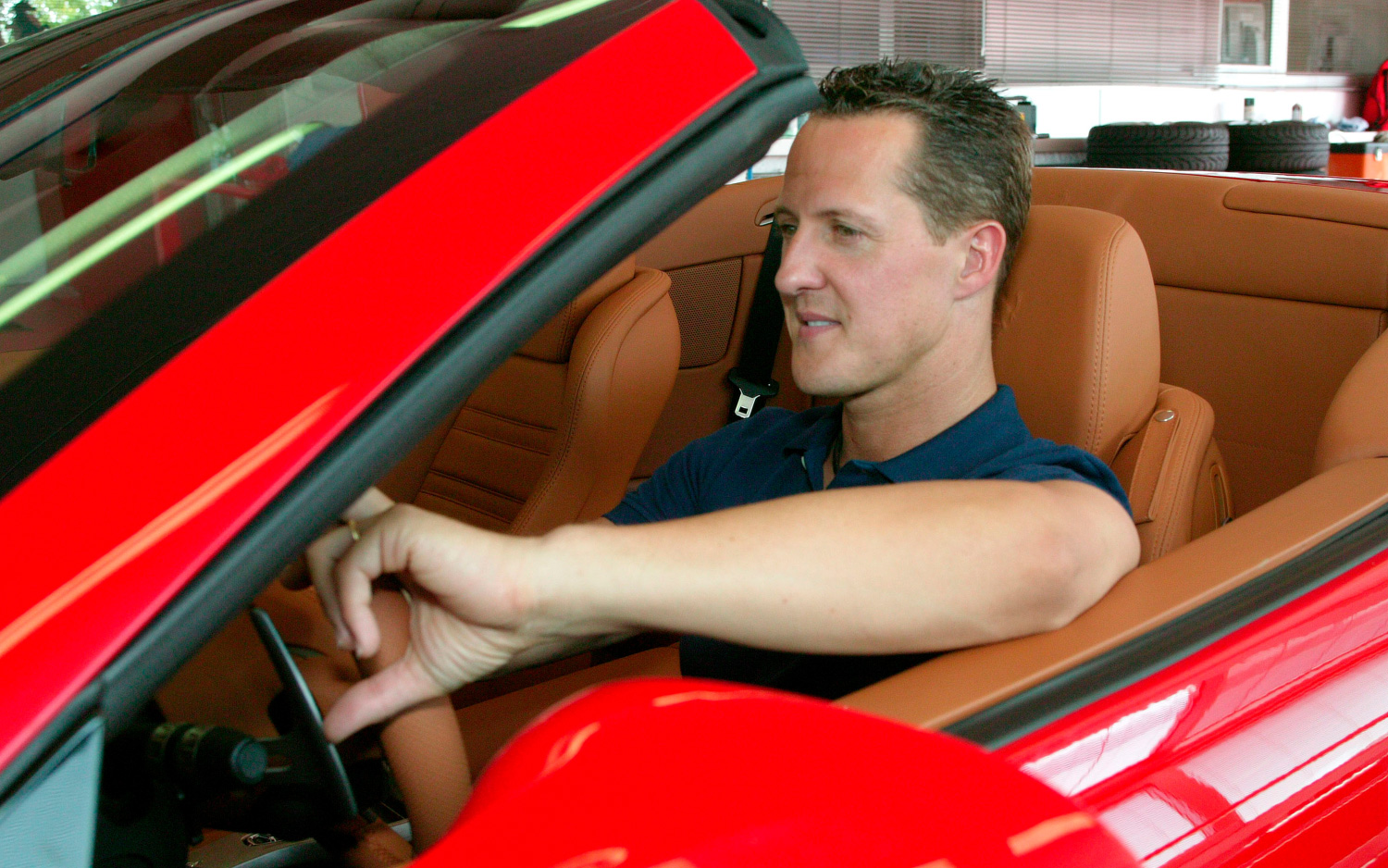 Michael Schumacher Slowly Being Brought Out of Coma