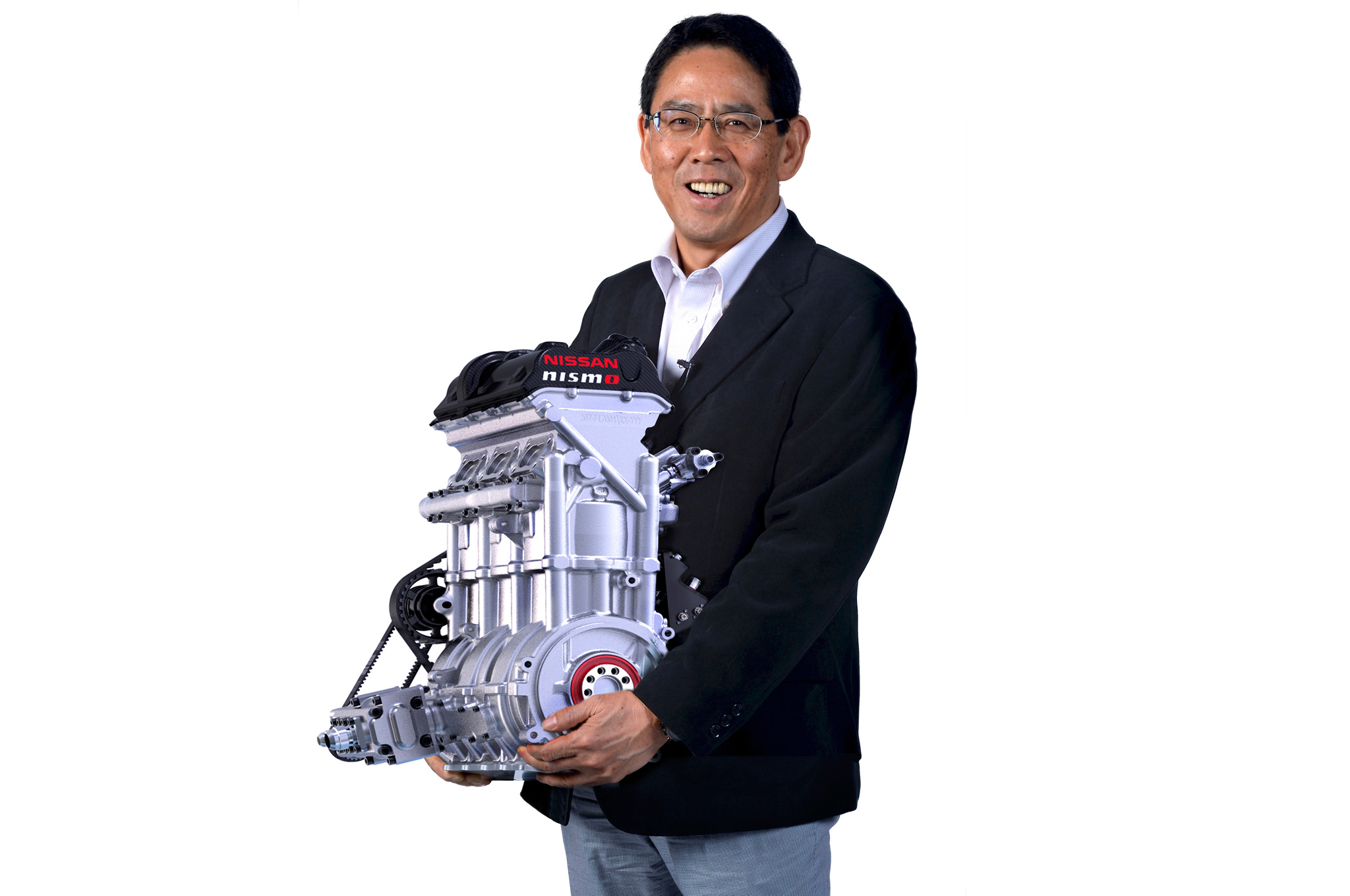 Nissan Announces 400-HP, 88-Pound Turbo I-3 for ZEOD RC Racer
