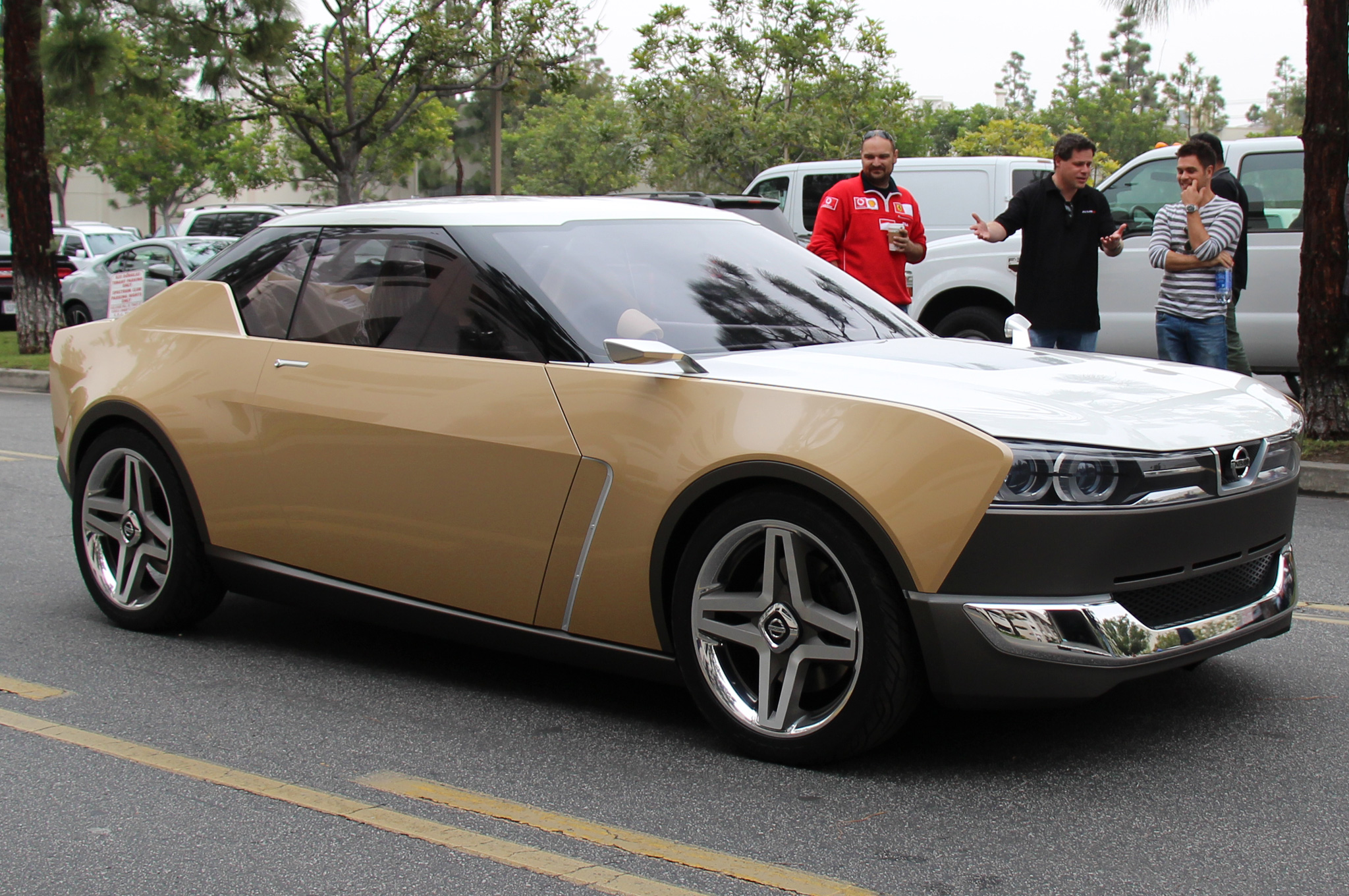 Nissan Idx Concepts Look Even Better In The Sun Motor Trend