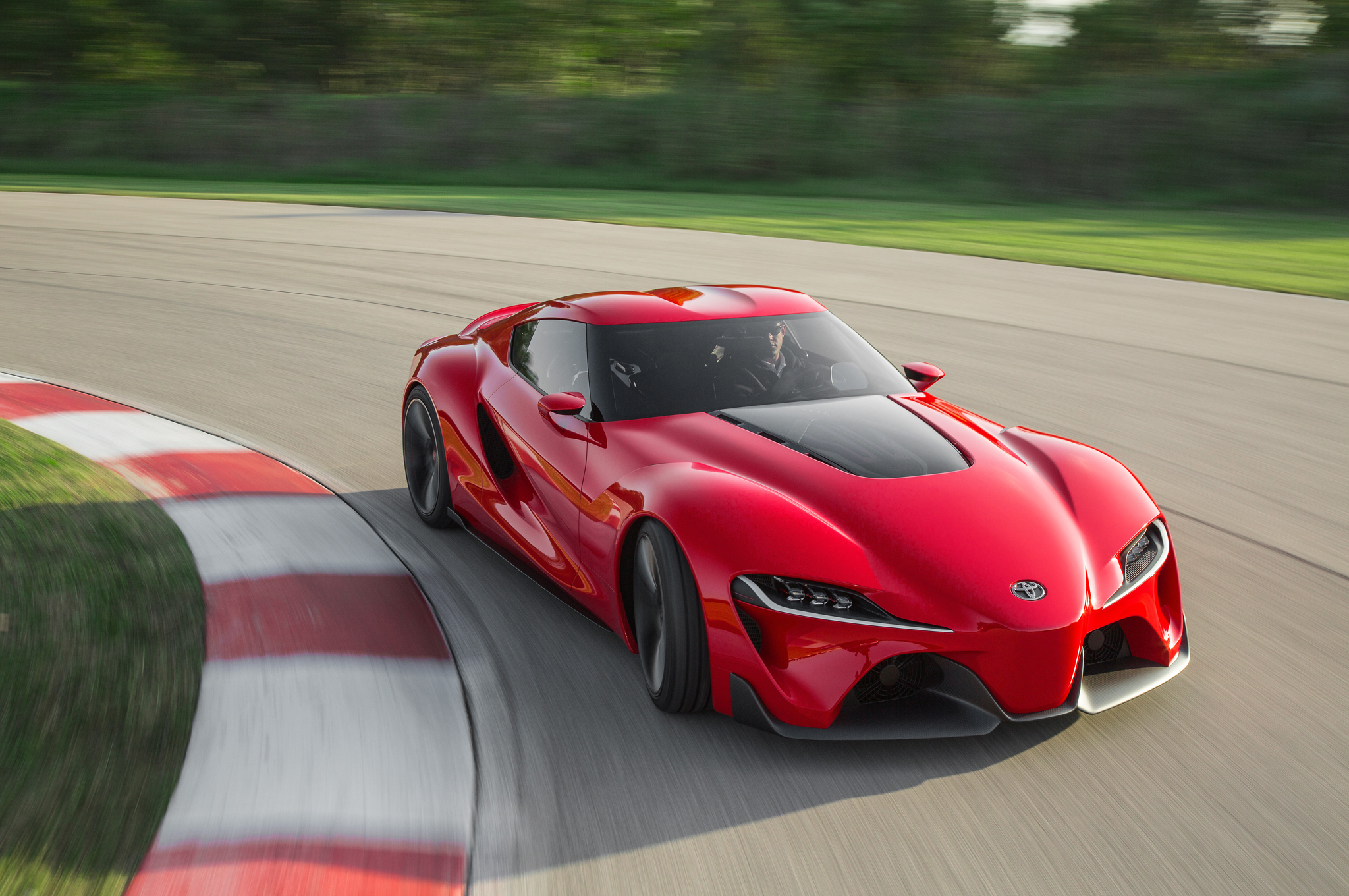 Toyota Ft 1 >> Toyota Out With Fj In With Ft 1 The Lohdown Motortrend