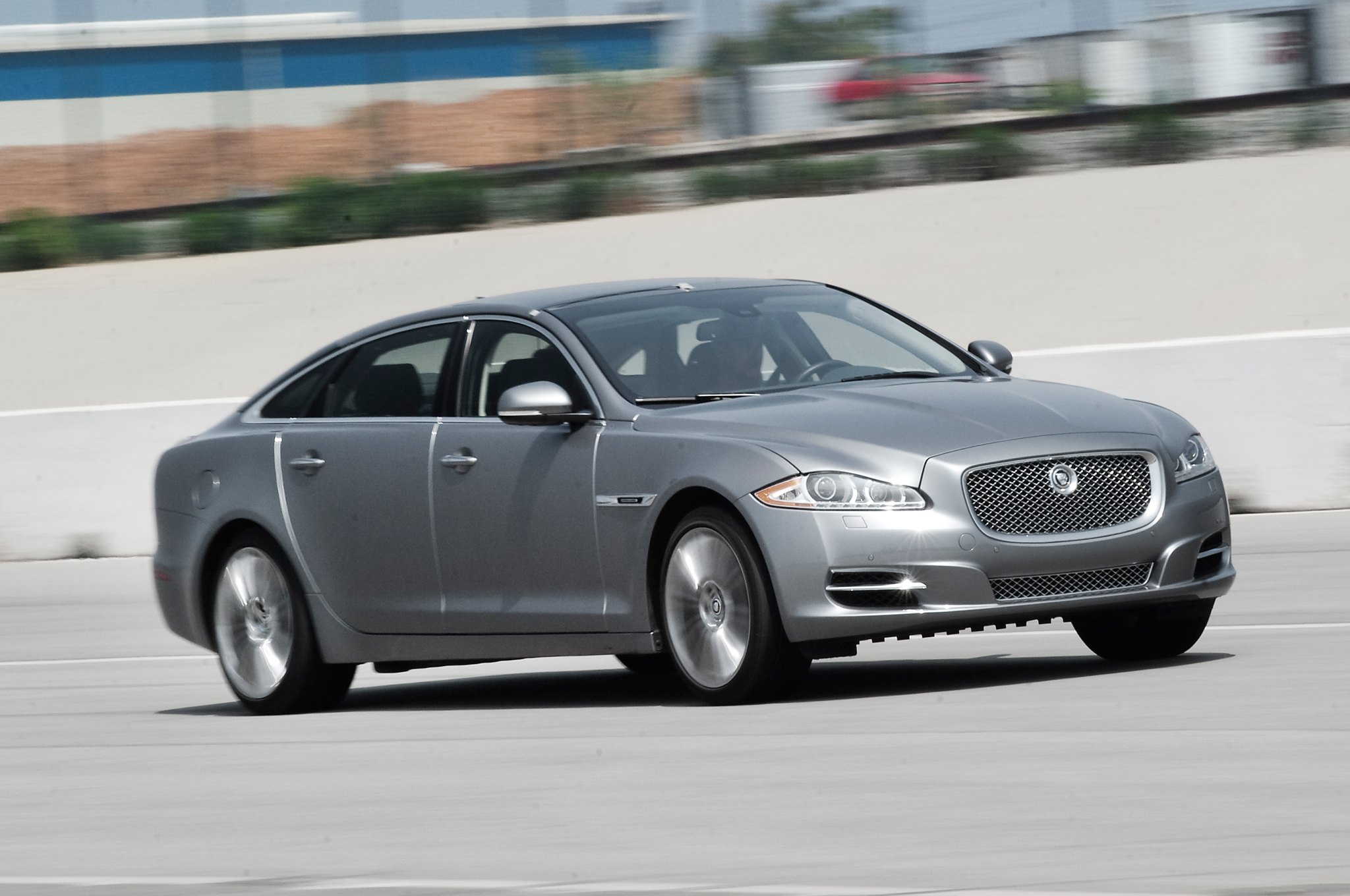 2013 Jaguar XJL 5.0 Supercharged First Test