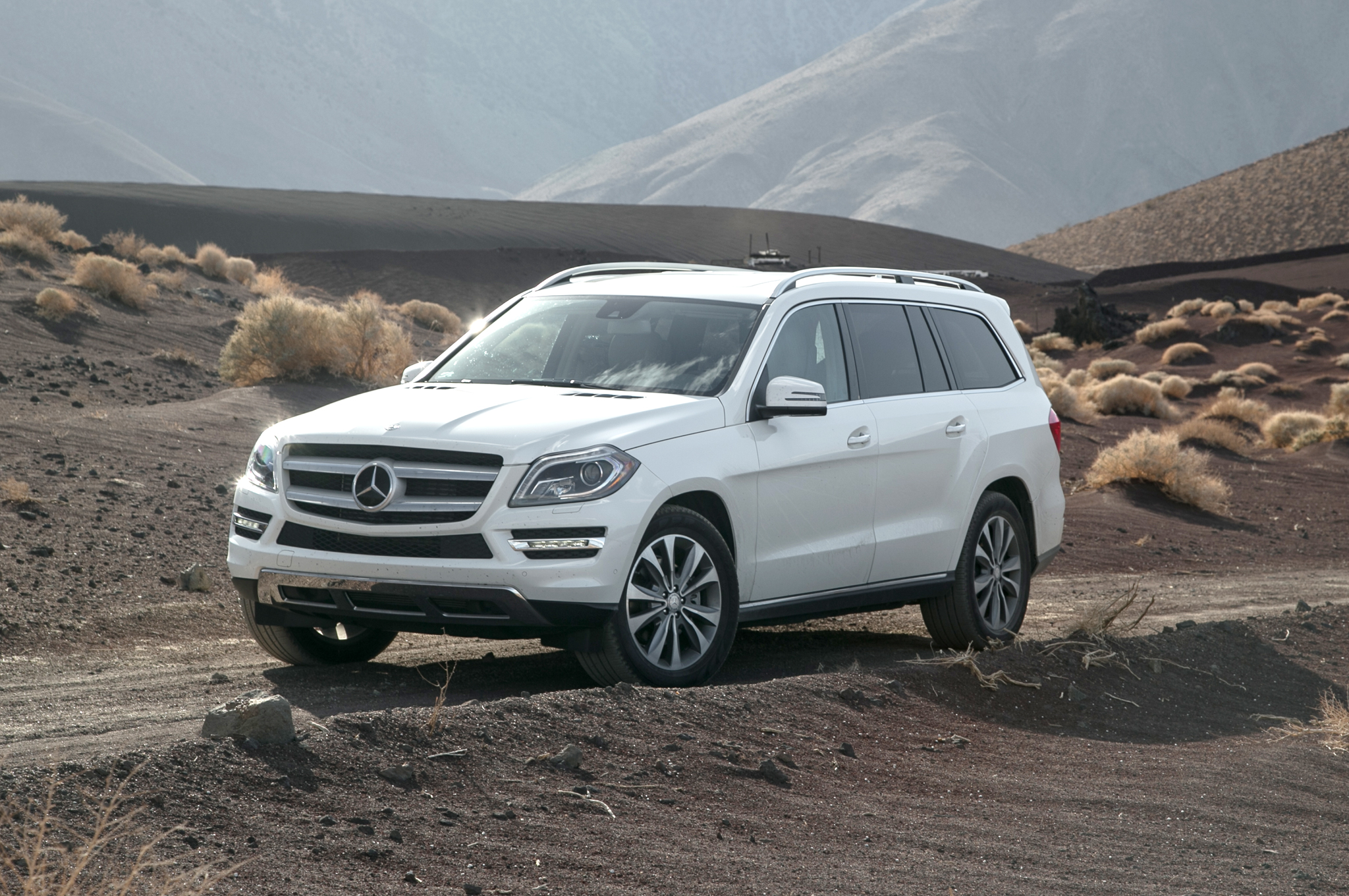 2013 Mercedes-Benz GL350 Bluetec 4MATIC Update 2 - Motor Trend