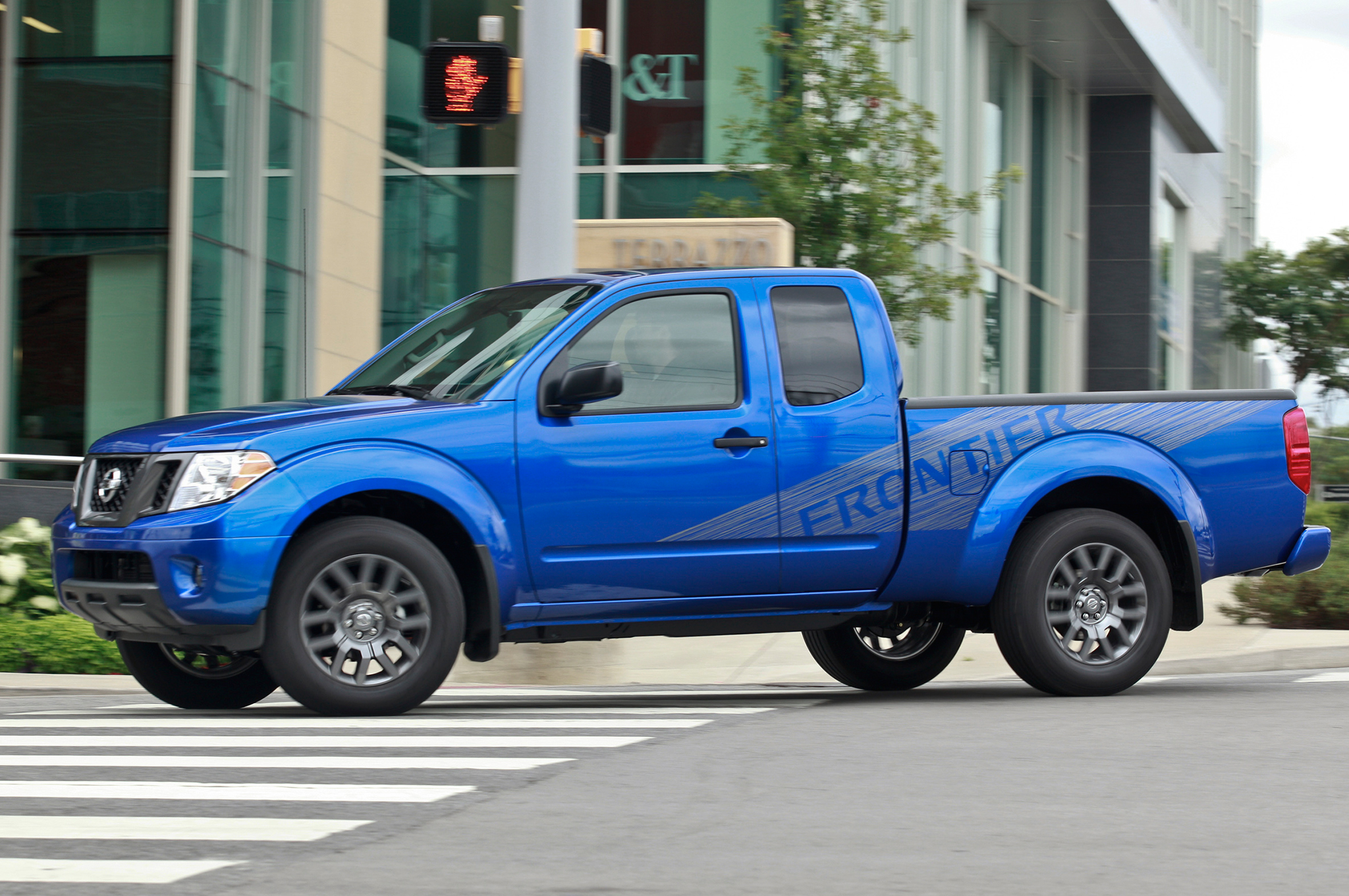 13,535 Nissan Frontier Trucks Recalled For Electric Issue