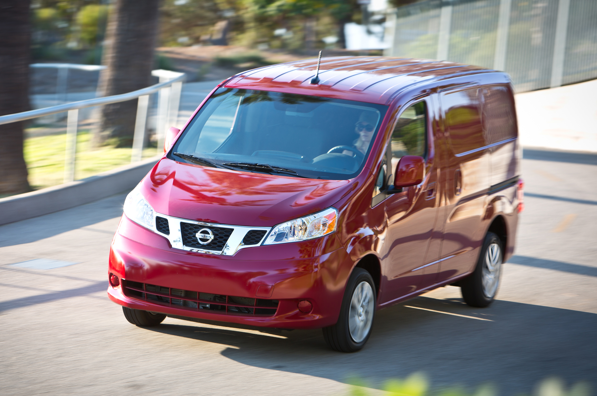 2013 Nissan NV200 Long-Term Update 2