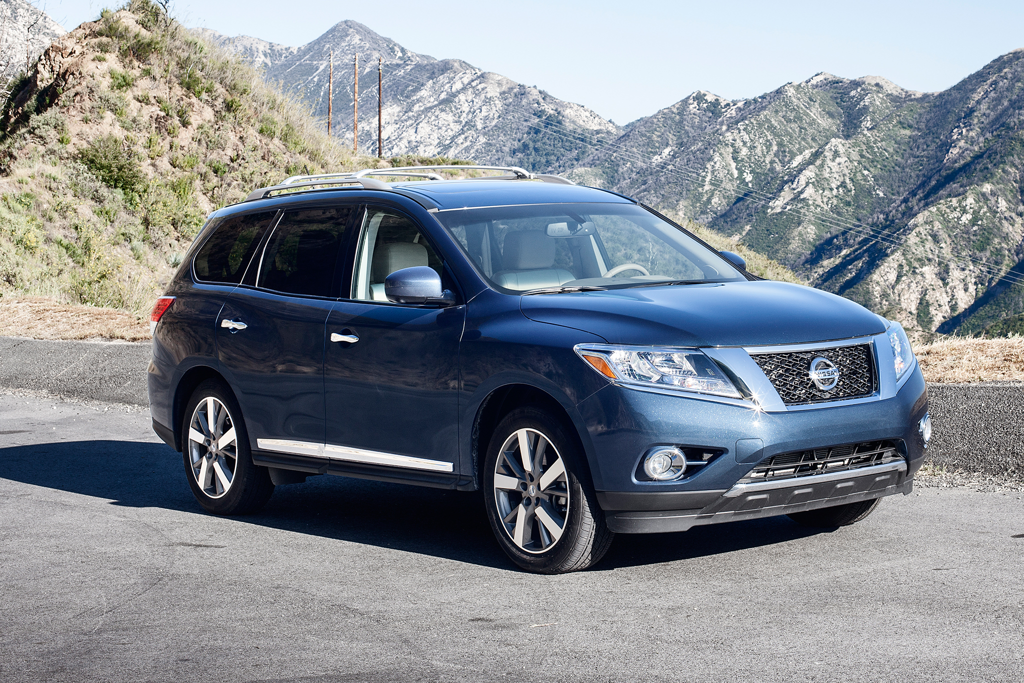 2013 Nissan Pathfinder Platinum Long Term Update 2