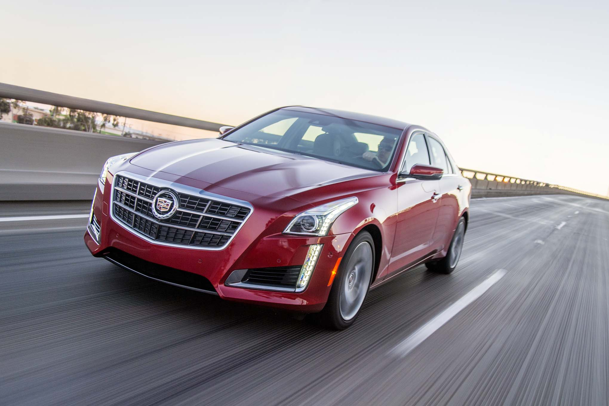 2014 Cadillac Cts Vsport Long Term Arrival Motor Trend