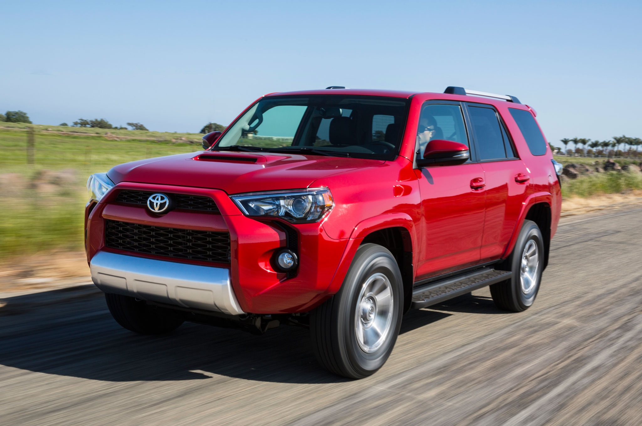2014 Toyota 4Runner Discounted to Celebrate 30th Anniversary