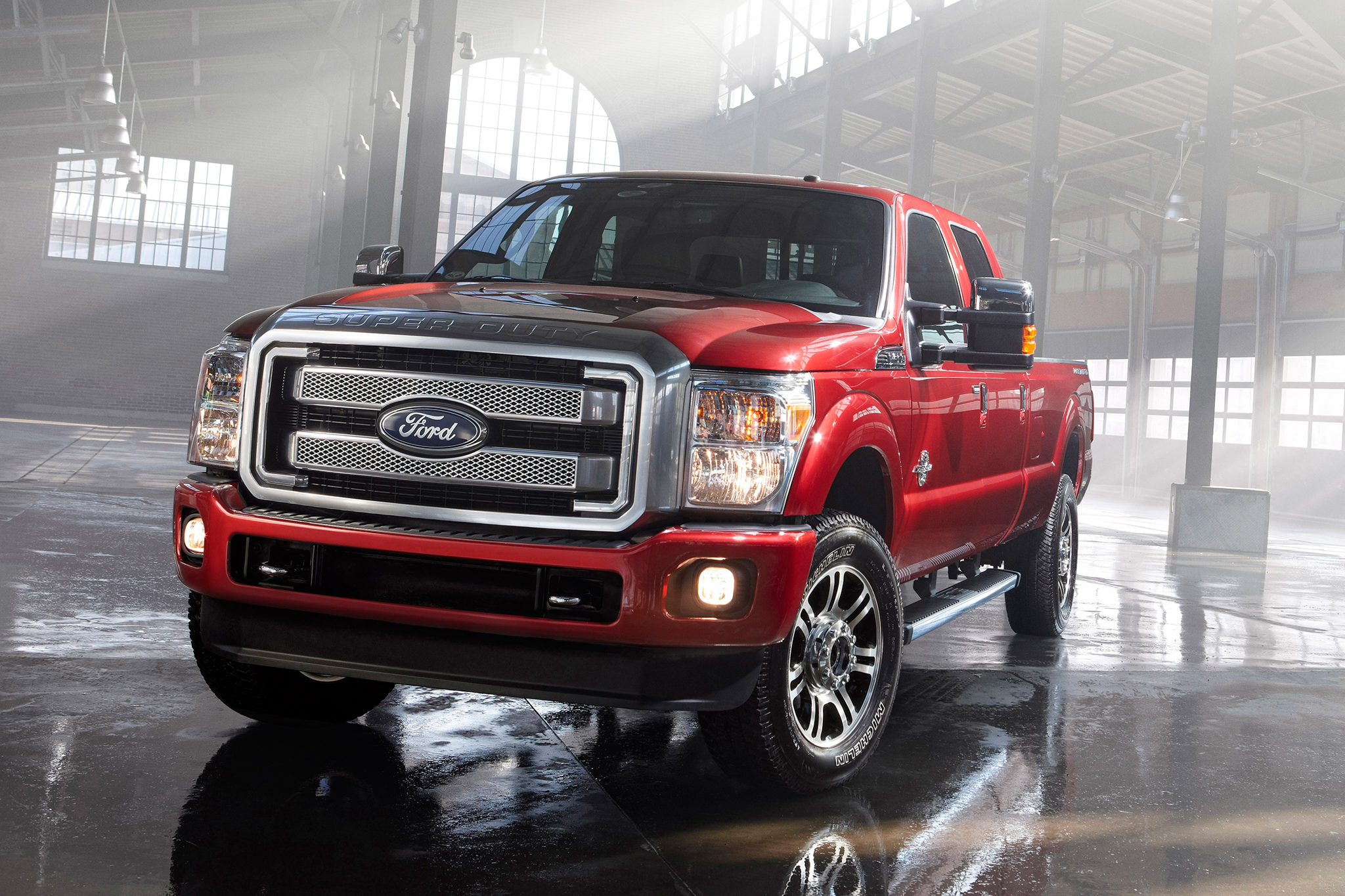 Article Top 10 Best Selling Cars Of January 2014 Ford F Series 250 Platinum Black Overview