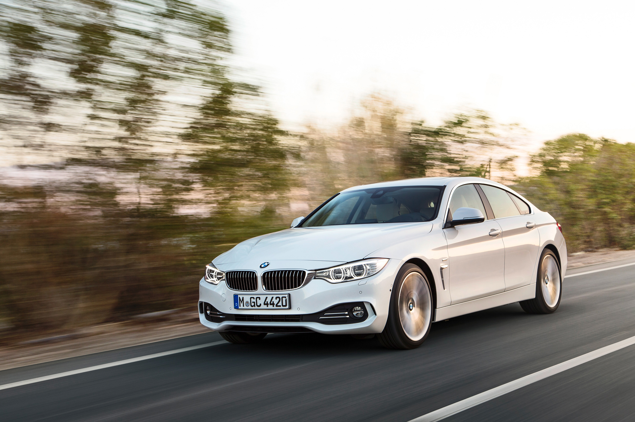 The 2015 BMW 4 Series Gran Coupe Priced at $41,225