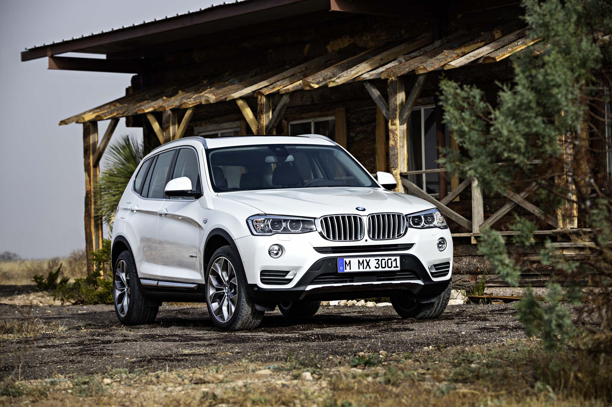 2015 BMW X3 First Look
