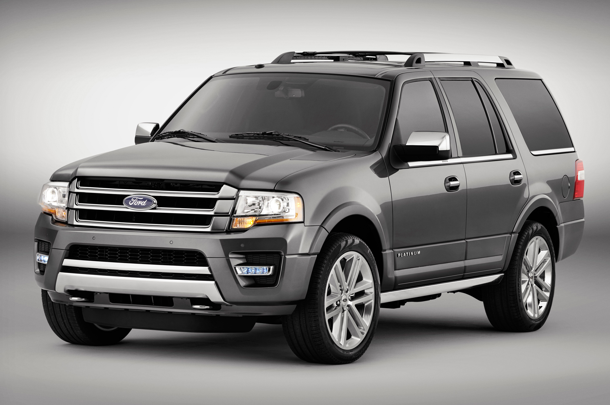 Refreshing Or Revolting  Ford Expedition