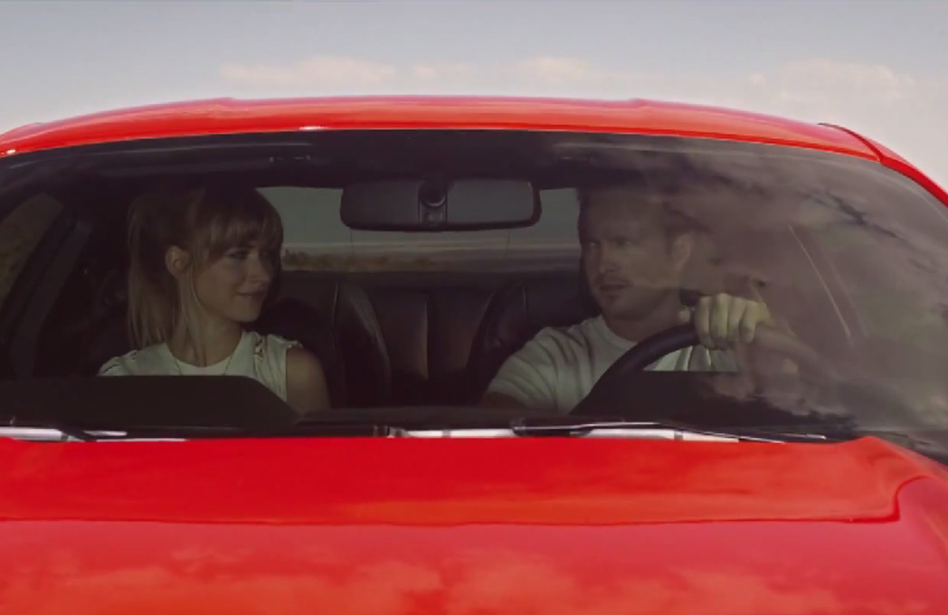 2015 Ford Mustang Stars in Need For Speed Commercial - Motor